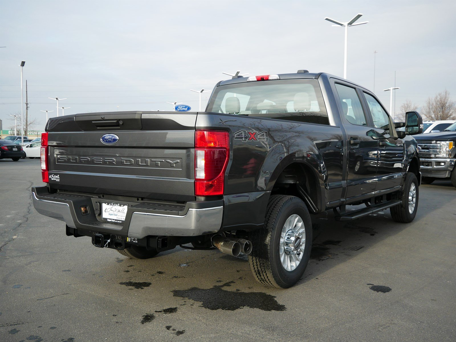 2020 F-350 Crew Cab 4x4, Pickup #85382 - photo 2