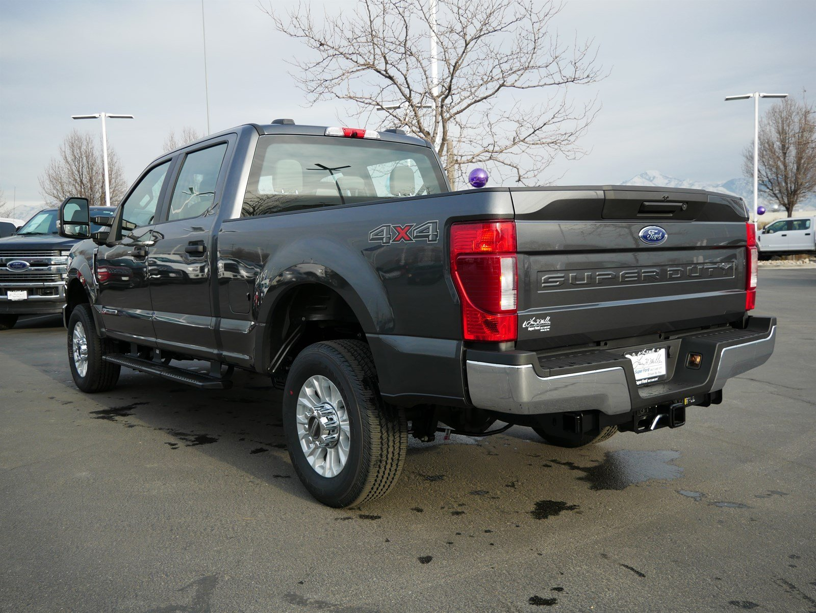 2020 F-350 Crew Cab 4x4, Pickup #85382 - photo 6