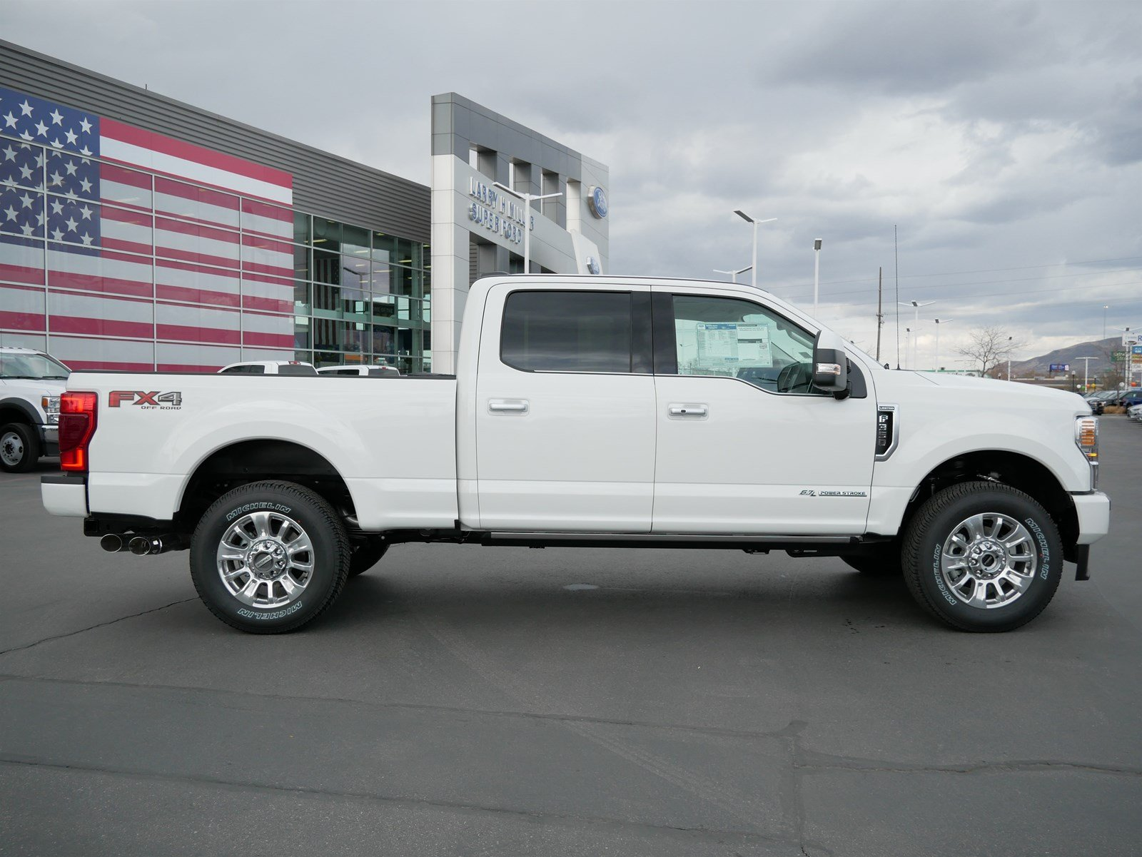 2020 F-350 Crew Cab 4x4, Pickup #85429 - photo 3