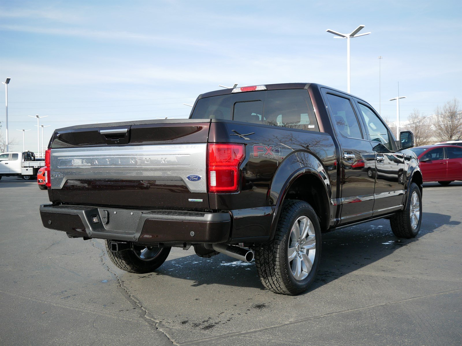 2020 F-150 SuperCrew Cab 4x4, Pickup #85458 - photo 2