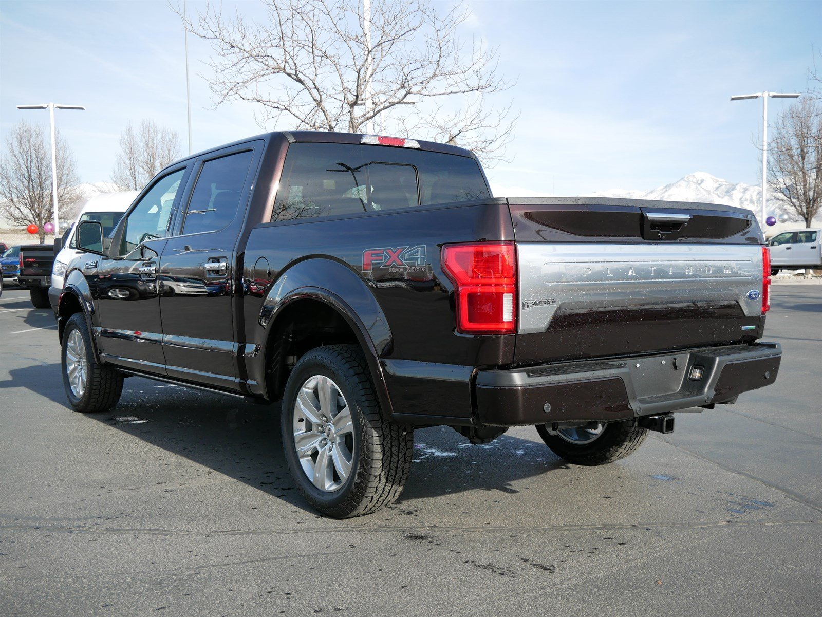2020 F-150 SuperCrew Cab 4x4, Pickup #85458 - photo 6