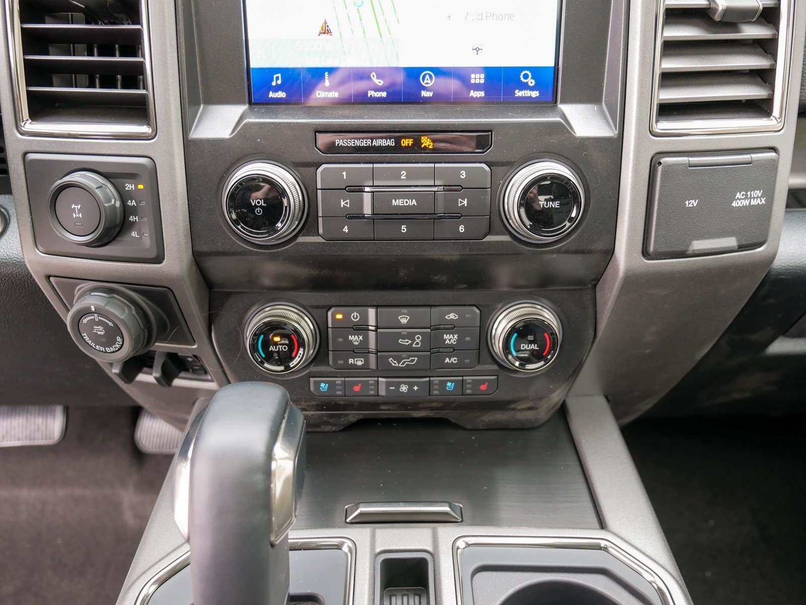 2020 F-150 SuperCrew Cab 4x4, Pickup #85477 - photo 22