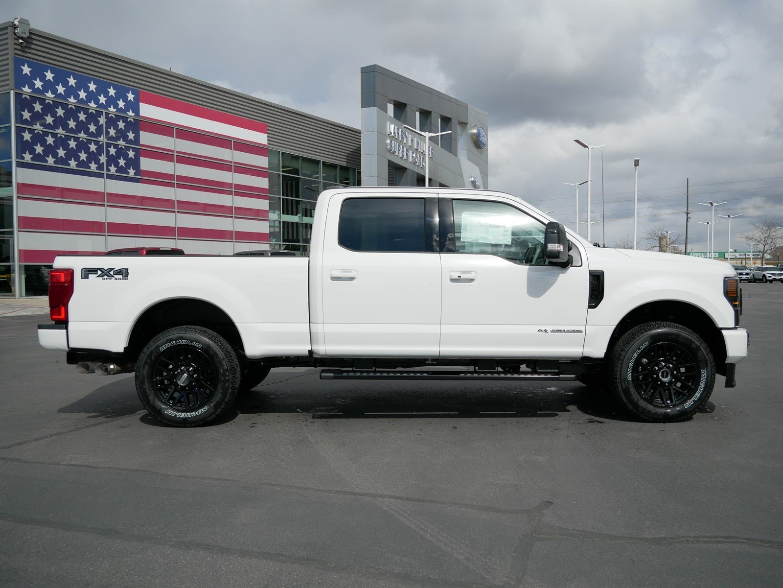2020 F-350 Crew Cab 4x4, Pickup #85509 - photo 3