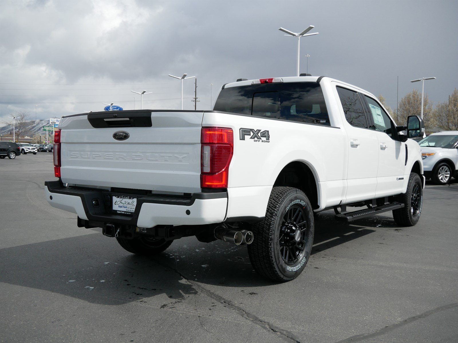 2020 F-350 Crew Cab 4x4, Pickup #85509 - photo 2
