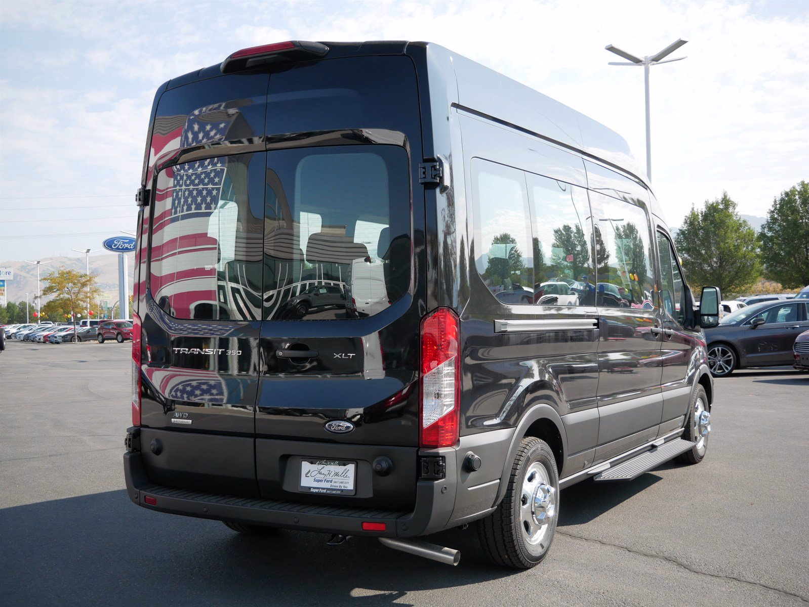 2020 Ford Transit 350 High Roof AWD, Passenger Wagon #85669 - photo 1