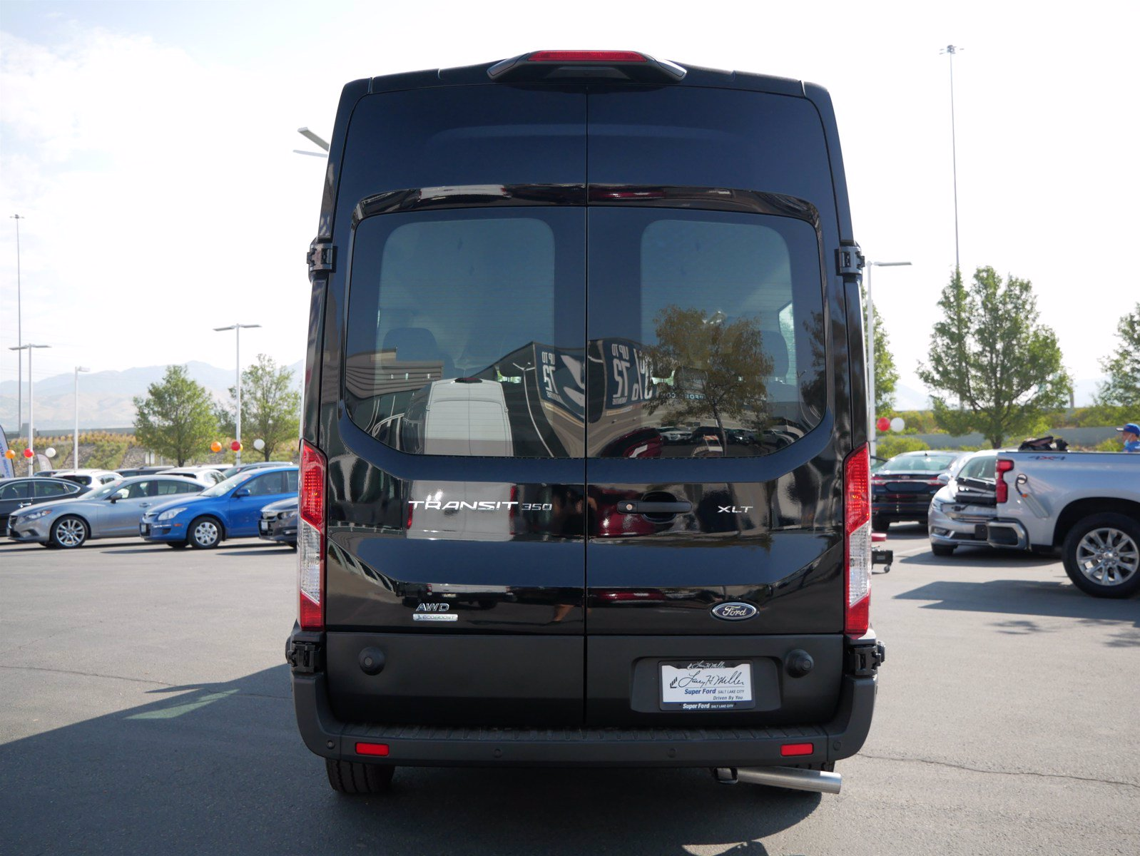 2020 Ford Transit 350 High Roof AWD, Passenger Wagon #85669 - photo 6