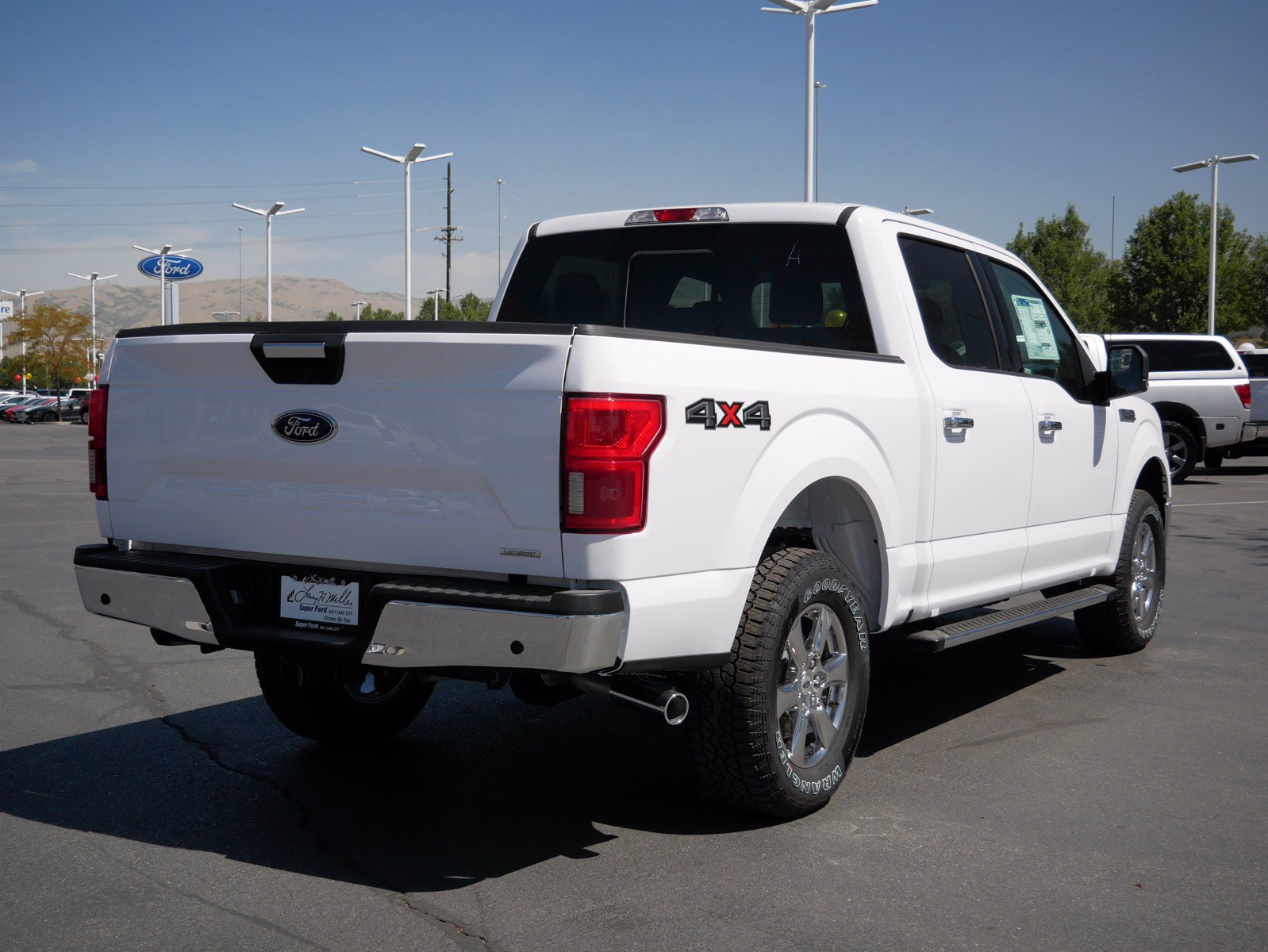 2020 Ford F-150 SuperCrew Cab 4x4, Pickup #85697 - photo 2