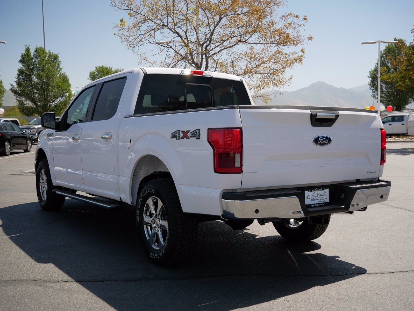 2020 Ford F-150 SuperCrew Cab 4x4, Pickup #85697 - photo 7