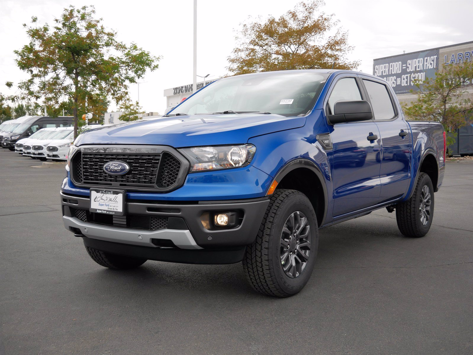 2020 Ford Ranger SuperCrew Cab 4x4, Pickup #85732 - photo 9