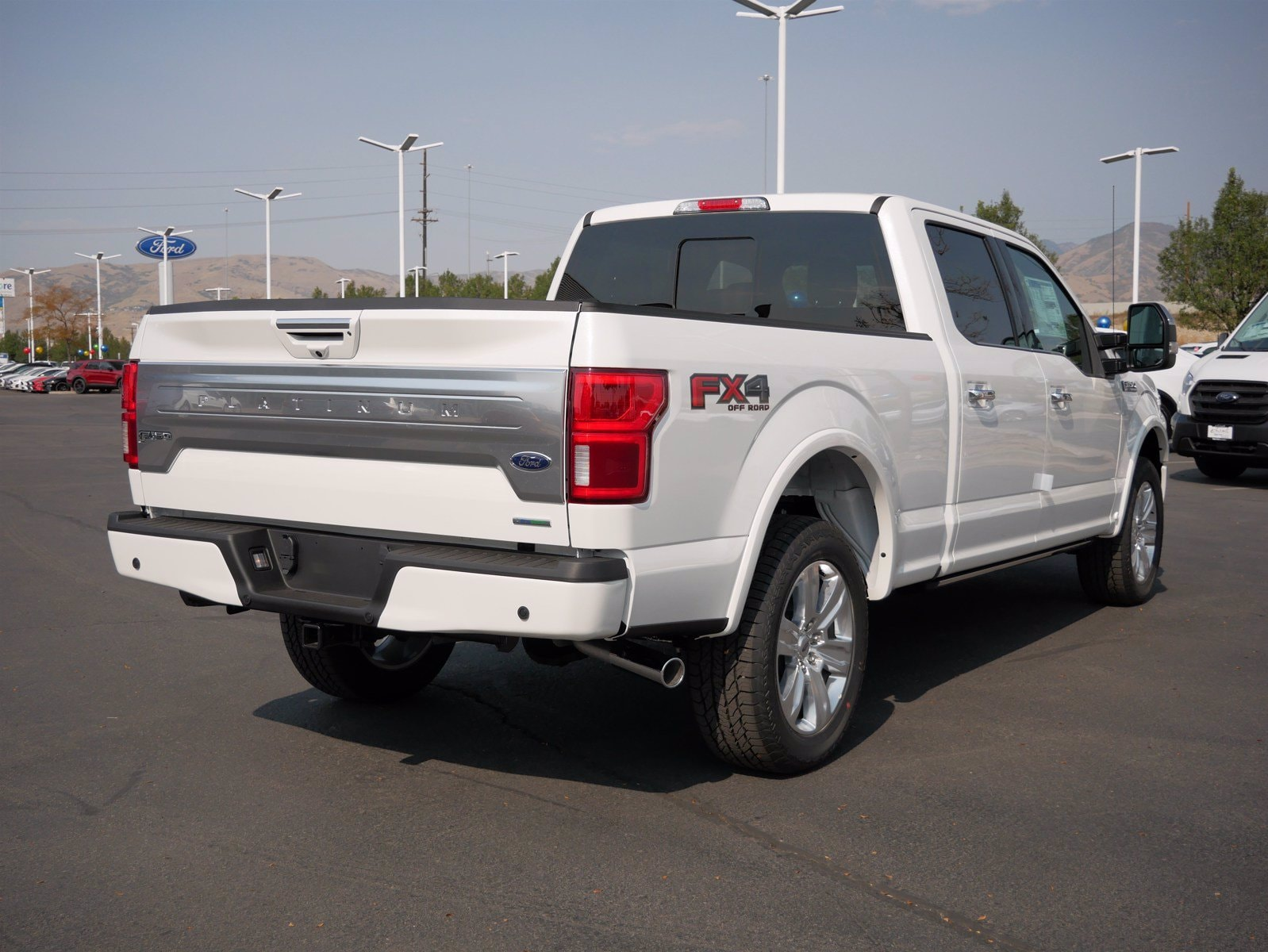 2020 Ford F-150 SuperCrew Cab 4x4, Pickup #85782 - photo 2