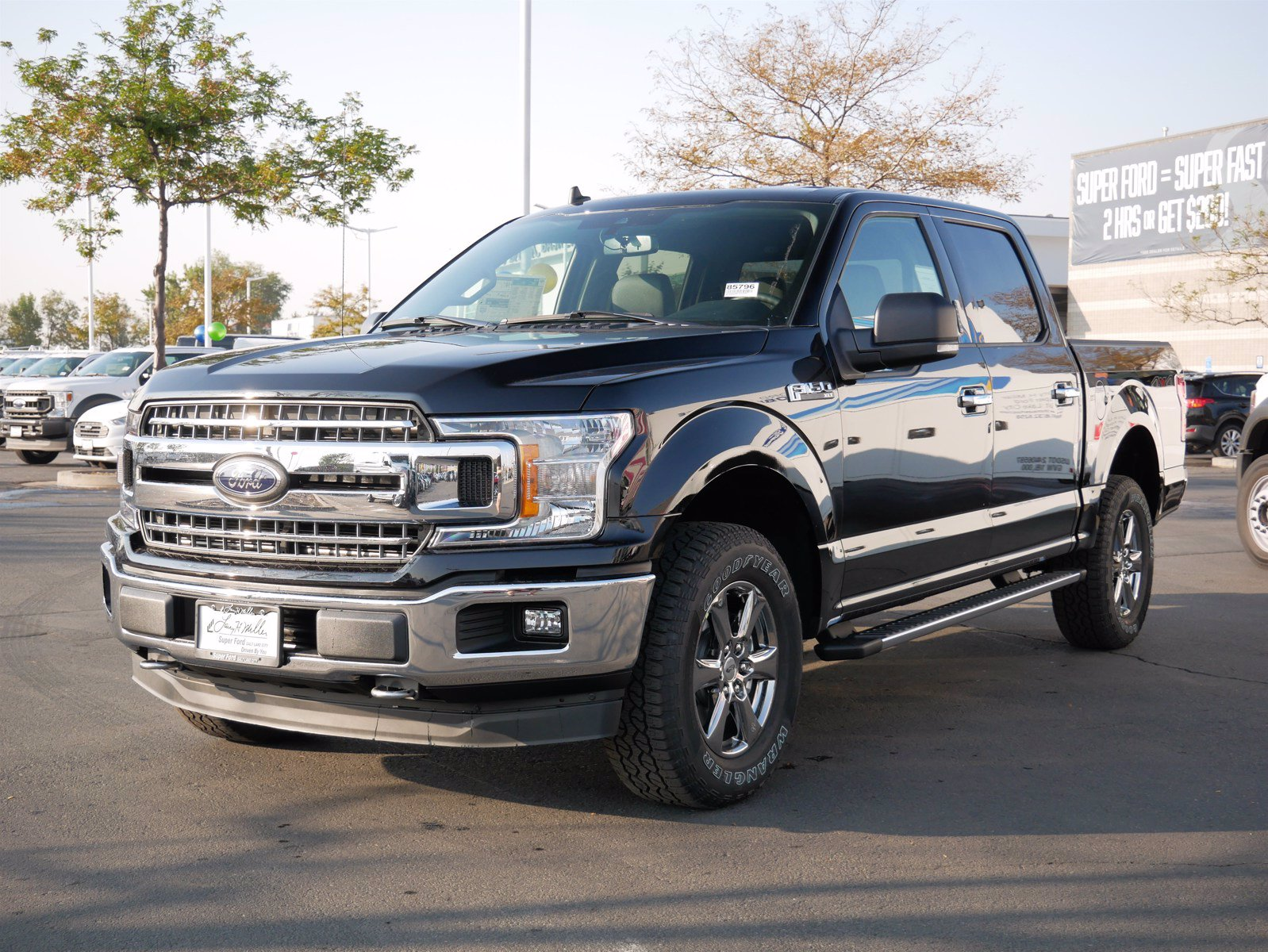 2020 Ford F-150 SuperCrew Cab 4x4, Pickup #85796 - photo 9