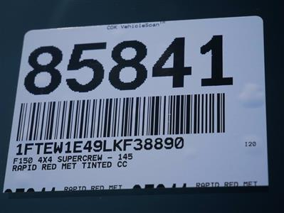 2020 Ford F-150 SuperCrew Cab 4x4, Pickup #85841 - photo 34