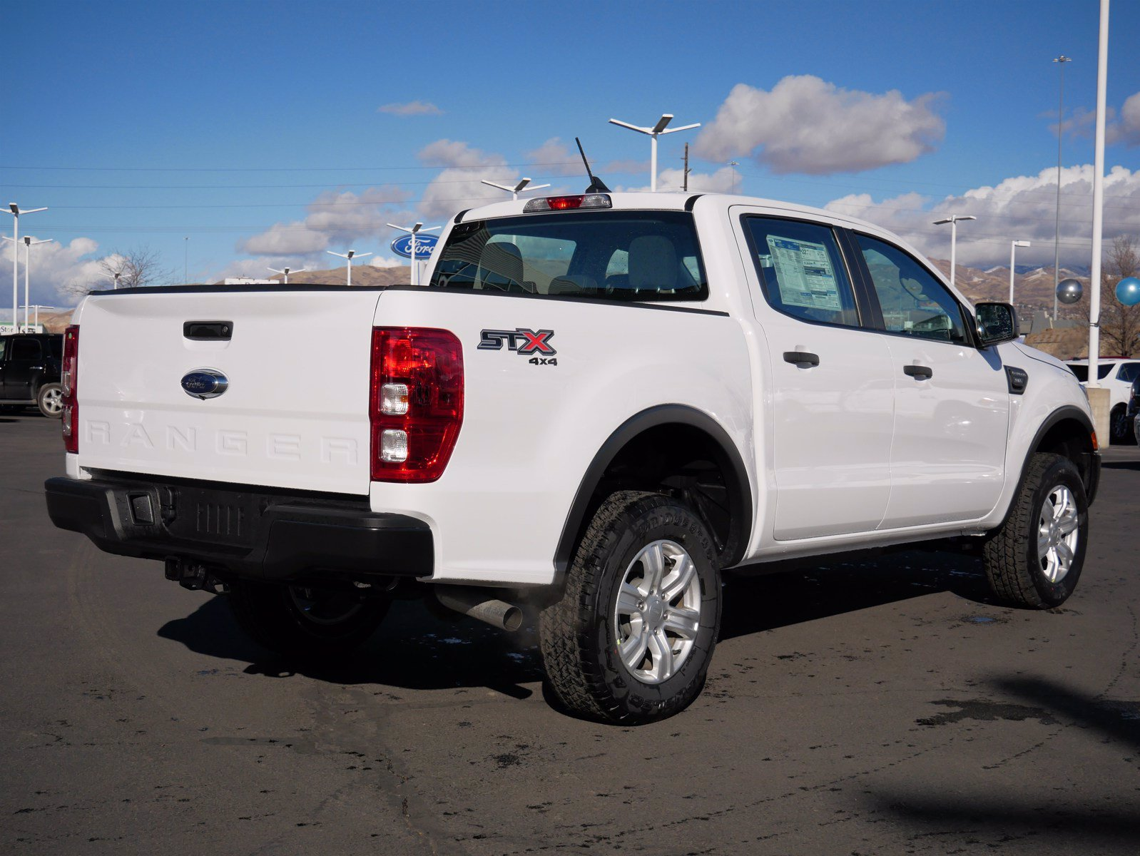 2020 Ford Ranger SuperCrew Cab AWD, Pickup #85911 - photo 4