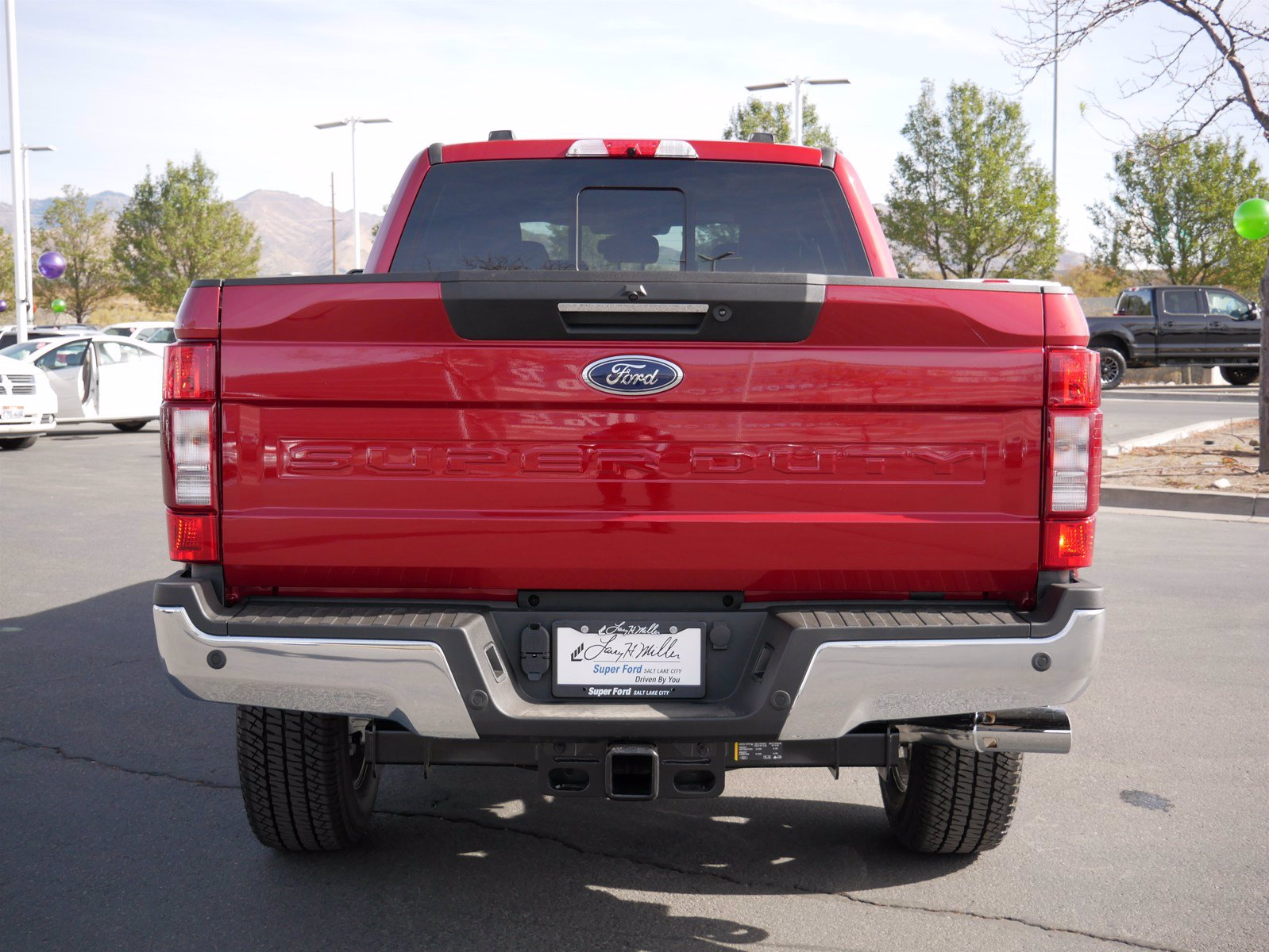 2020 Ford F-350 Crew Cab 4x4, Pickup #88211 - photo 6