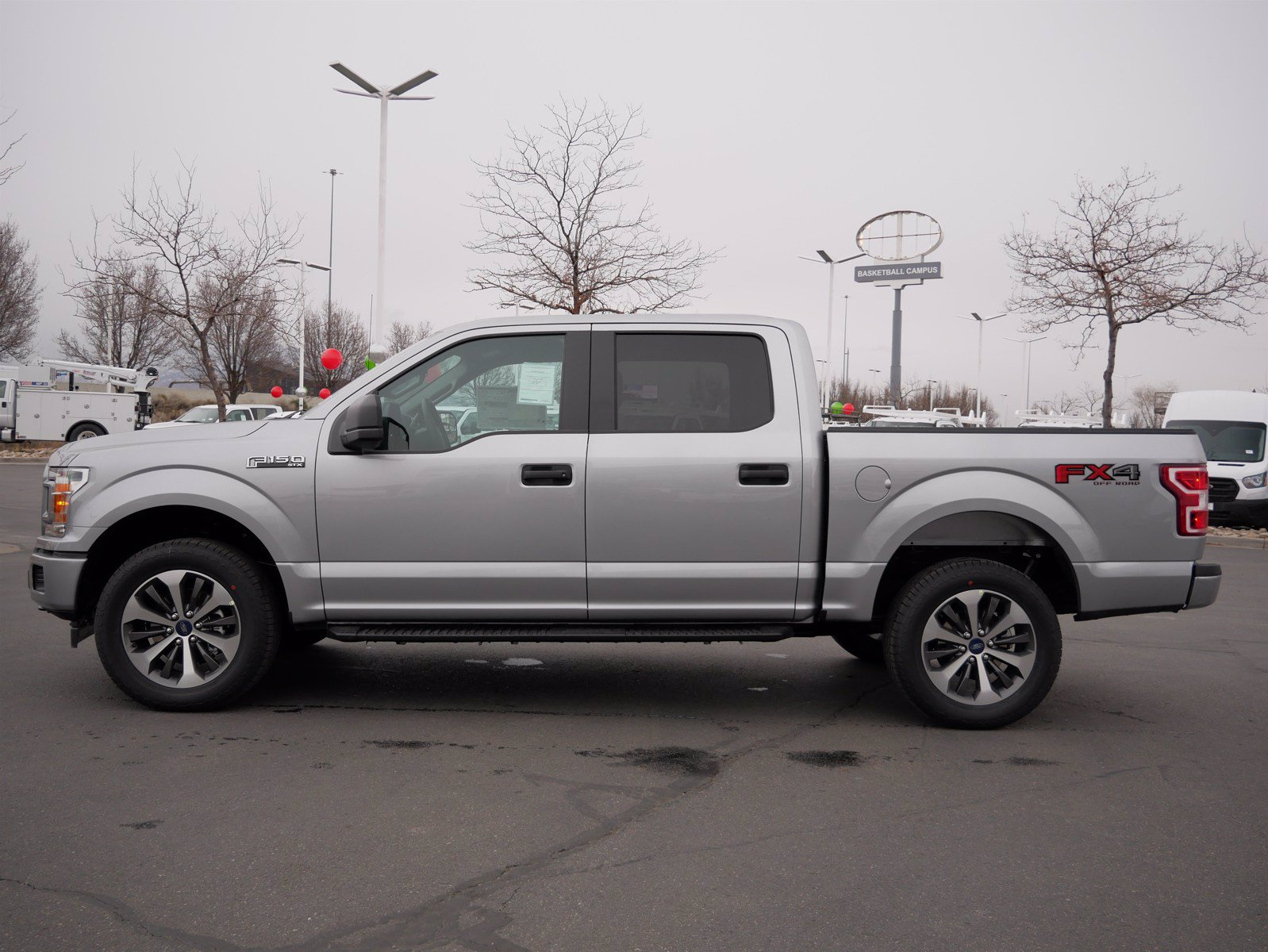 2020 Ford F-150 SuperCrew Cab 4x4, Pickup #88313 - photo 7