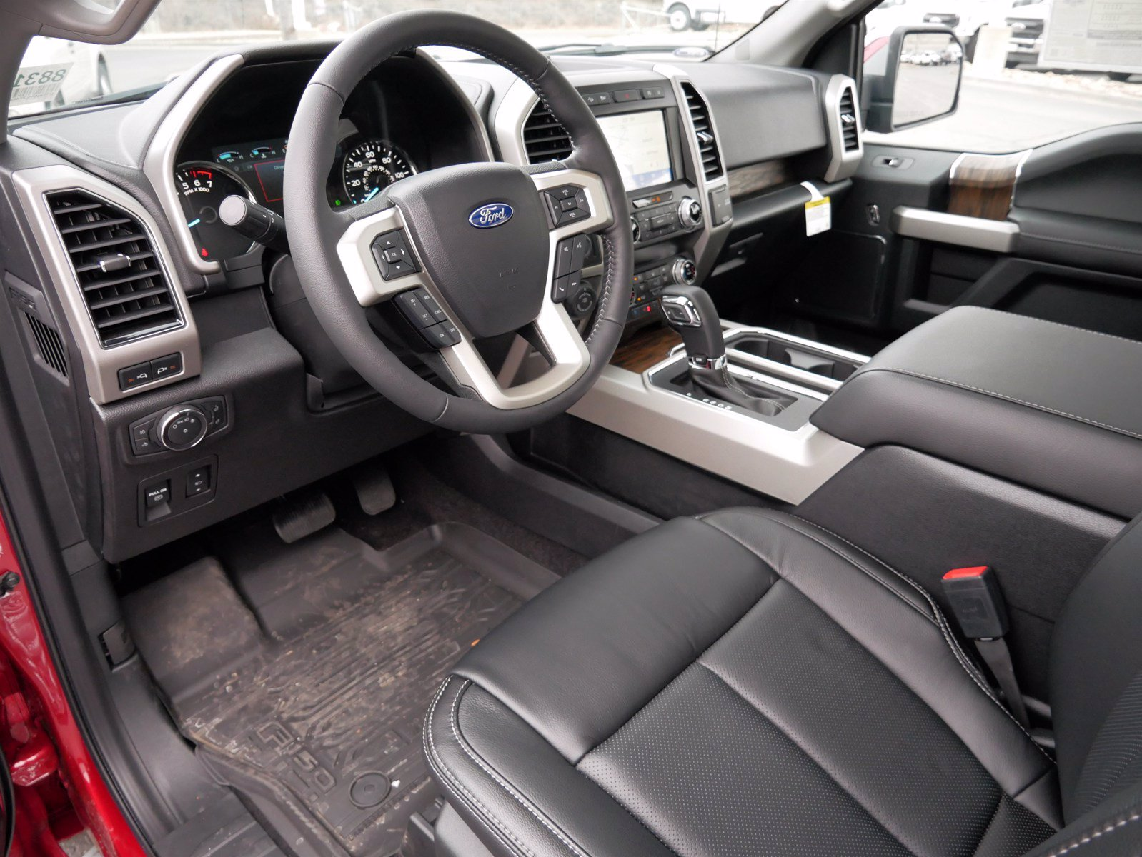 2020 Ford F-150 SuperCrew Cab 4x4, Pickup #88315 - photo 11
