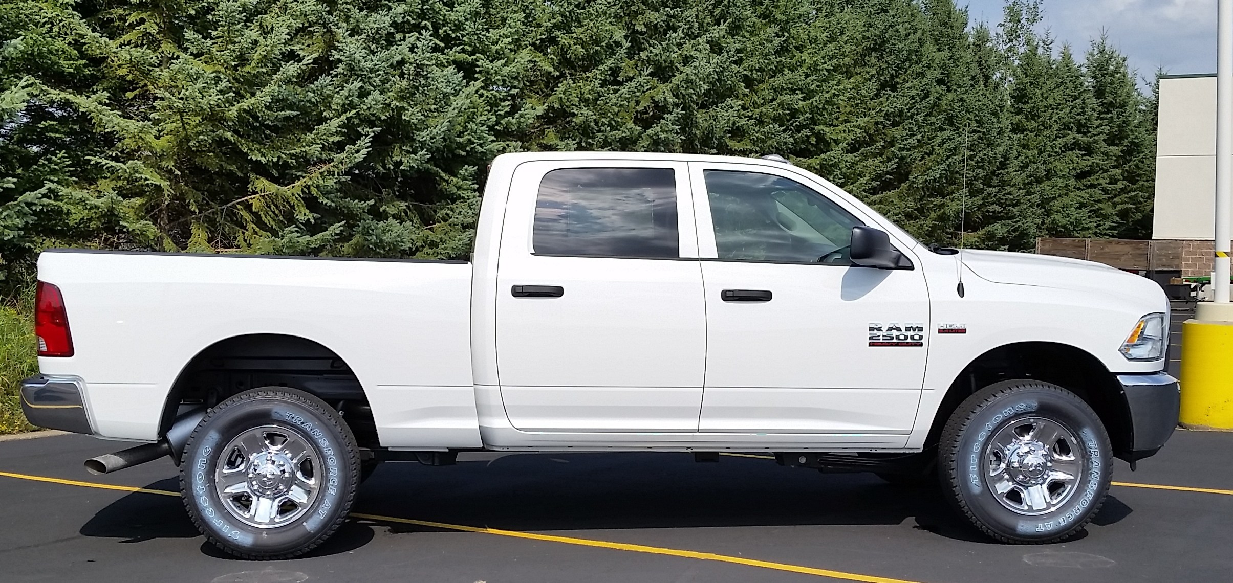 2018 Ram 2500 Crew Cab 4x4,  Pickup #10722 - photo 9
