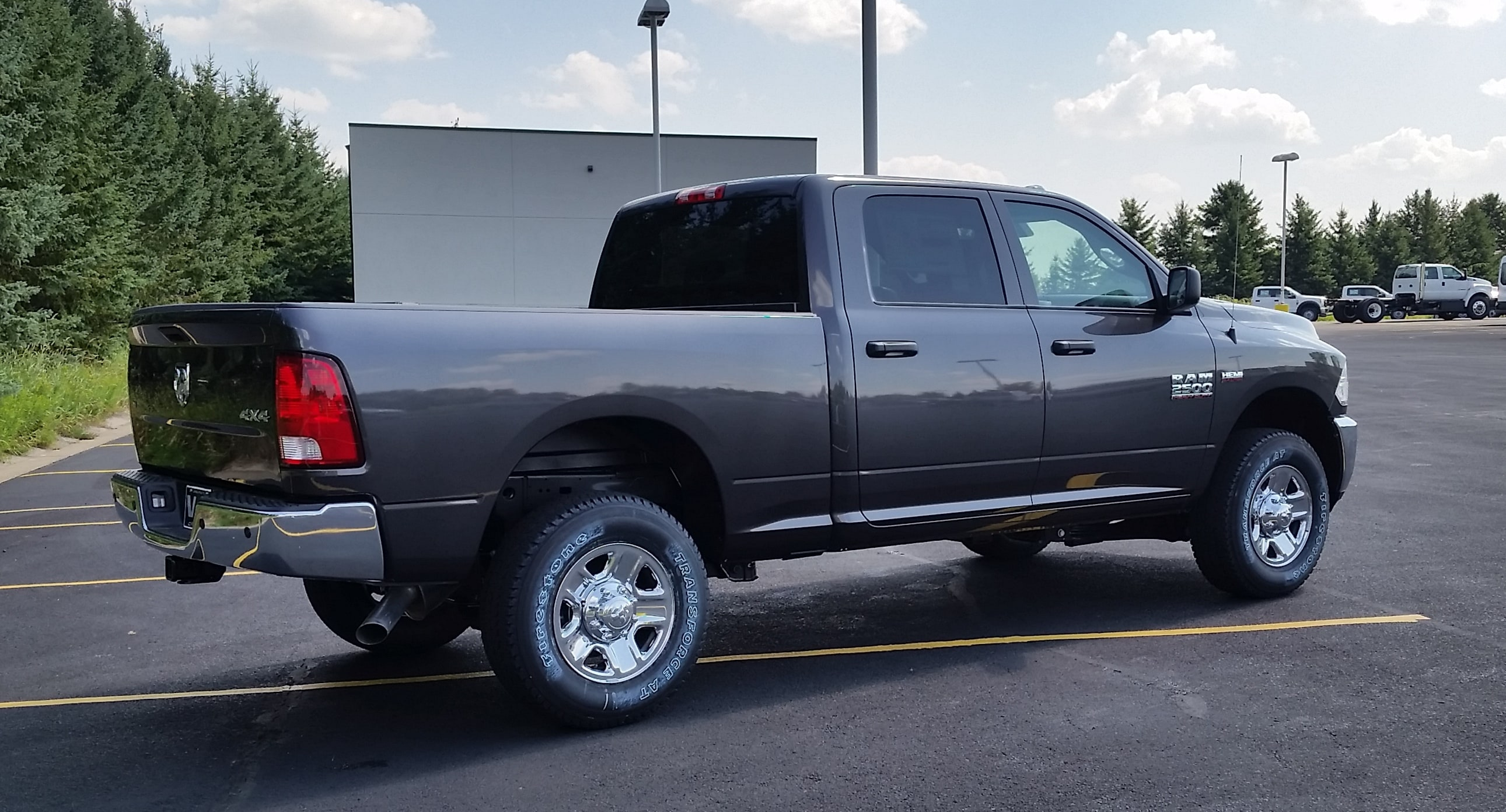 2018 Ram 2500 Crew Cab 4x4,  Pickup #10724 - photo 5