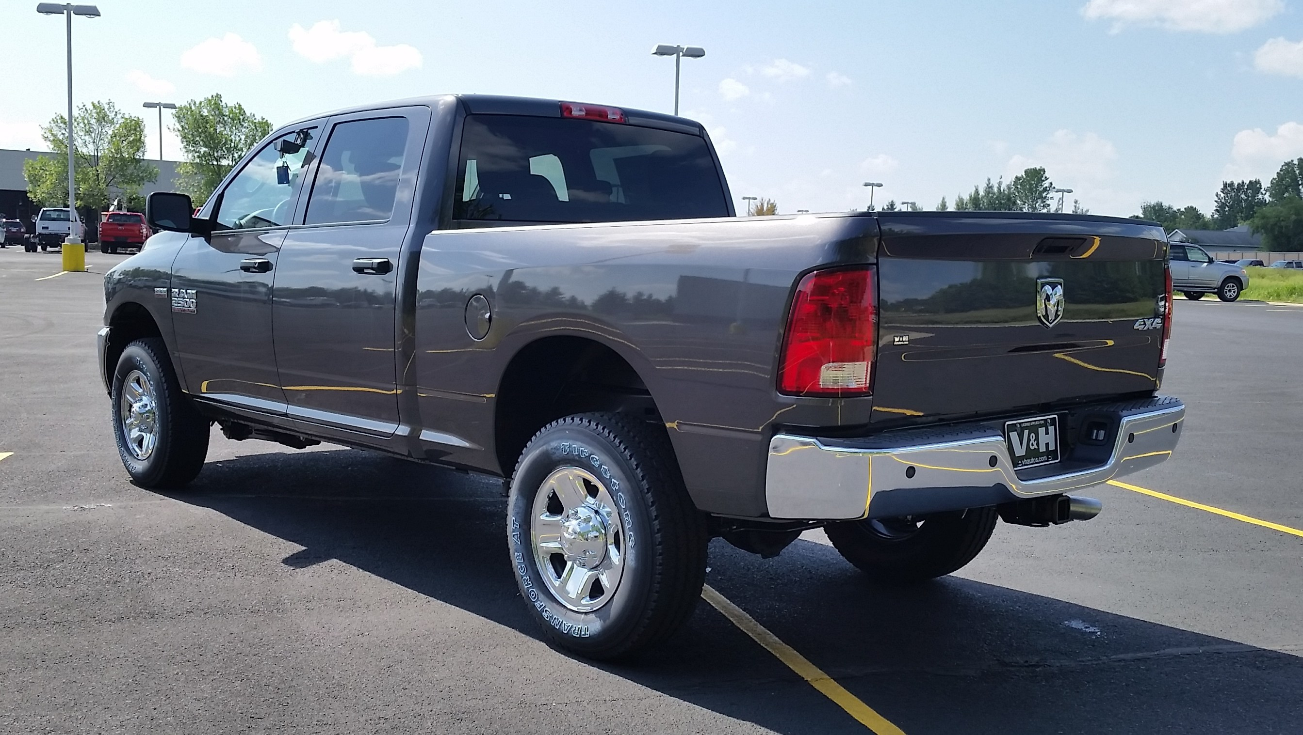 2018 Ram 2500 Crew Cab 4x4,  Pickup #10724 - photo 2