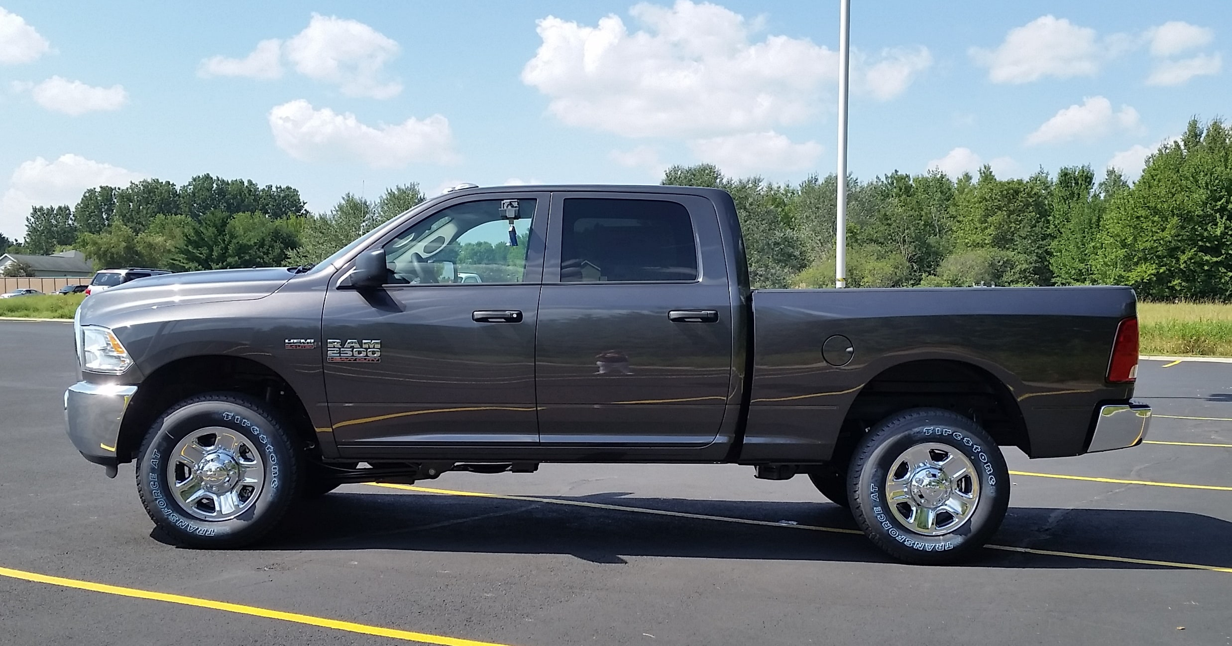 2018 Ram 2500 Crew Cab 4x4,  Pickup #10724 - photo 8