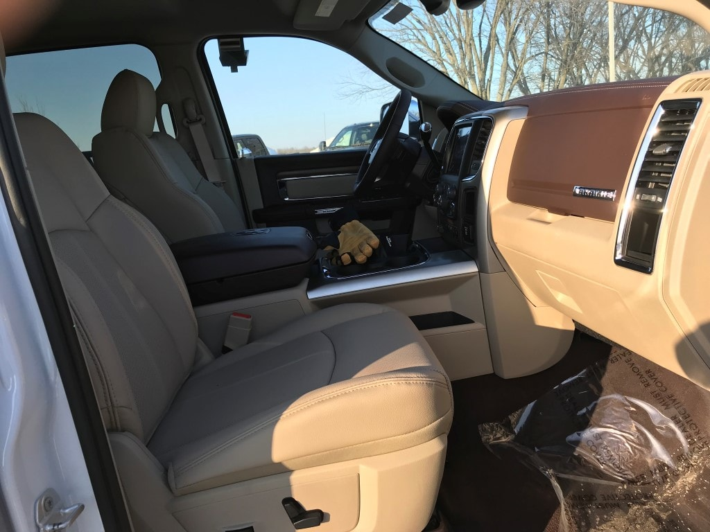 2018 Ram 3500 Mega Cab 4x4, Pickup #10783 - photo 20