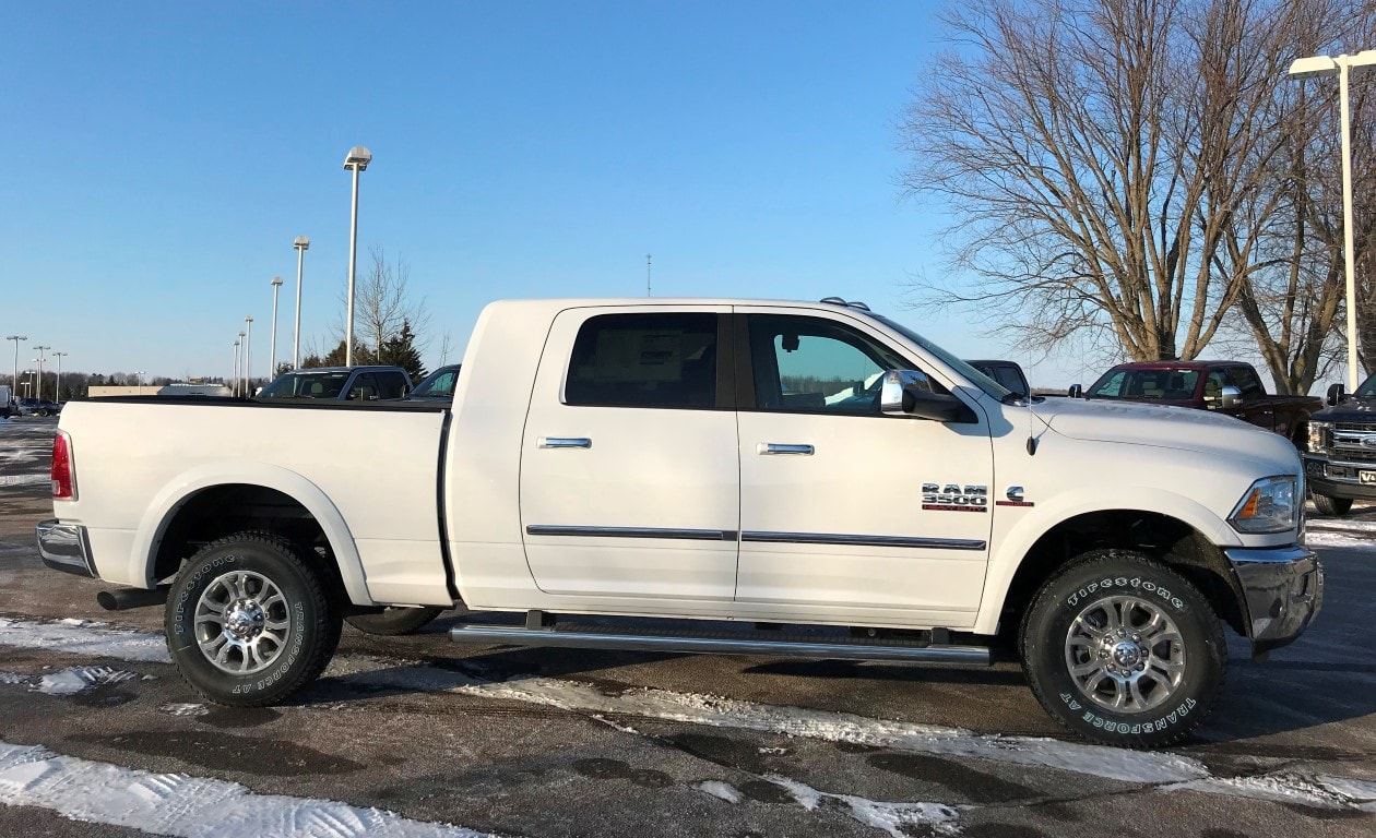 2018 Ram 3500 Mega Cab 4x4, Pickup #10783 - photo 25