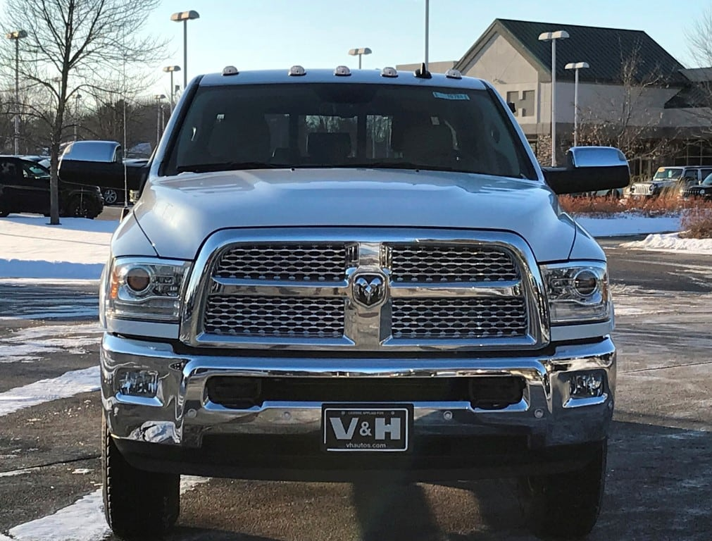 2018 Ram 3500 Mega Cab 4x4, Pickup #10783 - photo 28