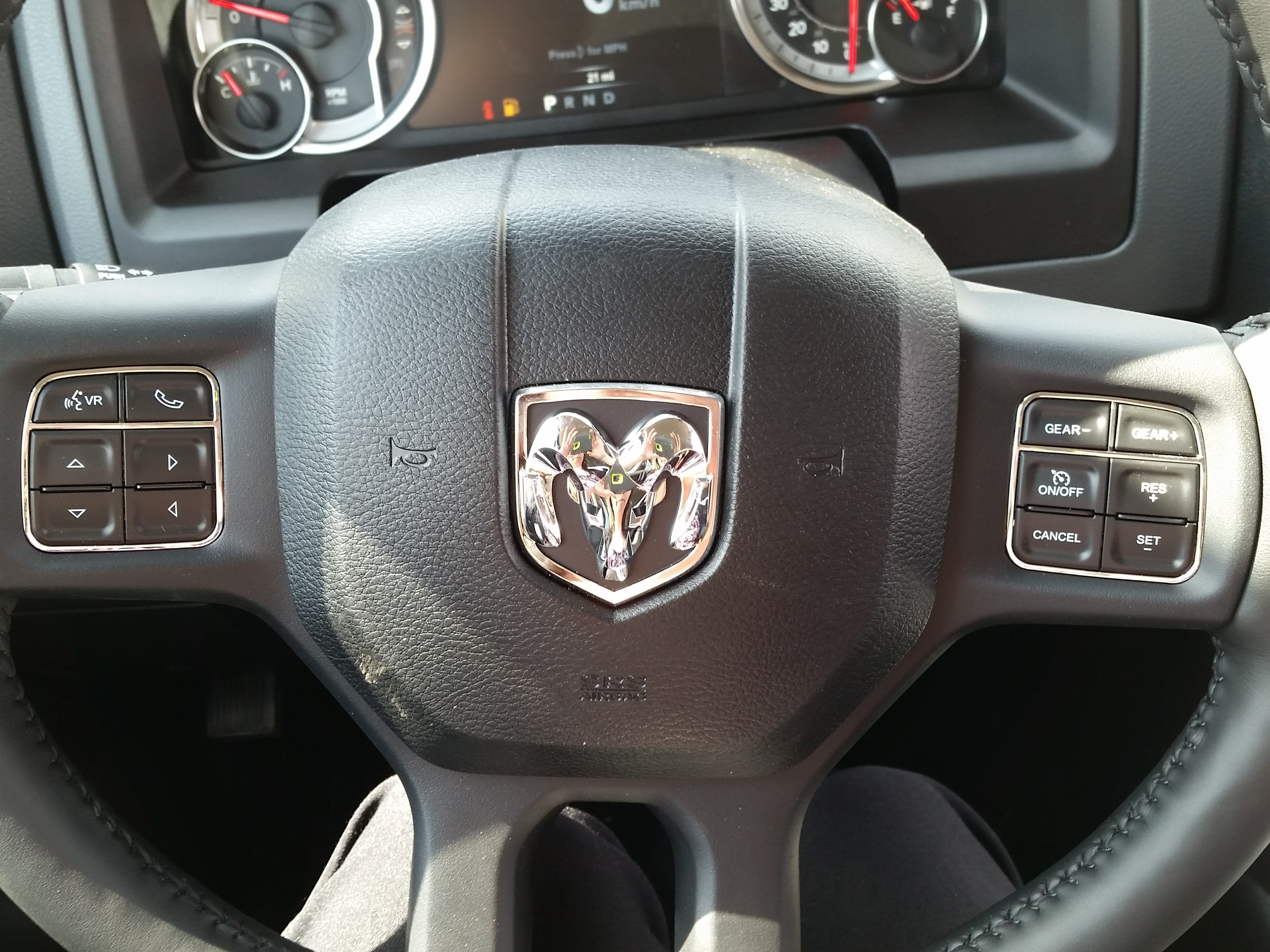 2018 Ram 1500 Crew Cab 4x4,  Pickup #10821 - photo 12