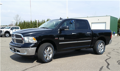 2018 Ram 1500 Crew Cab 4x4,  Pickup #10821 - photo 3