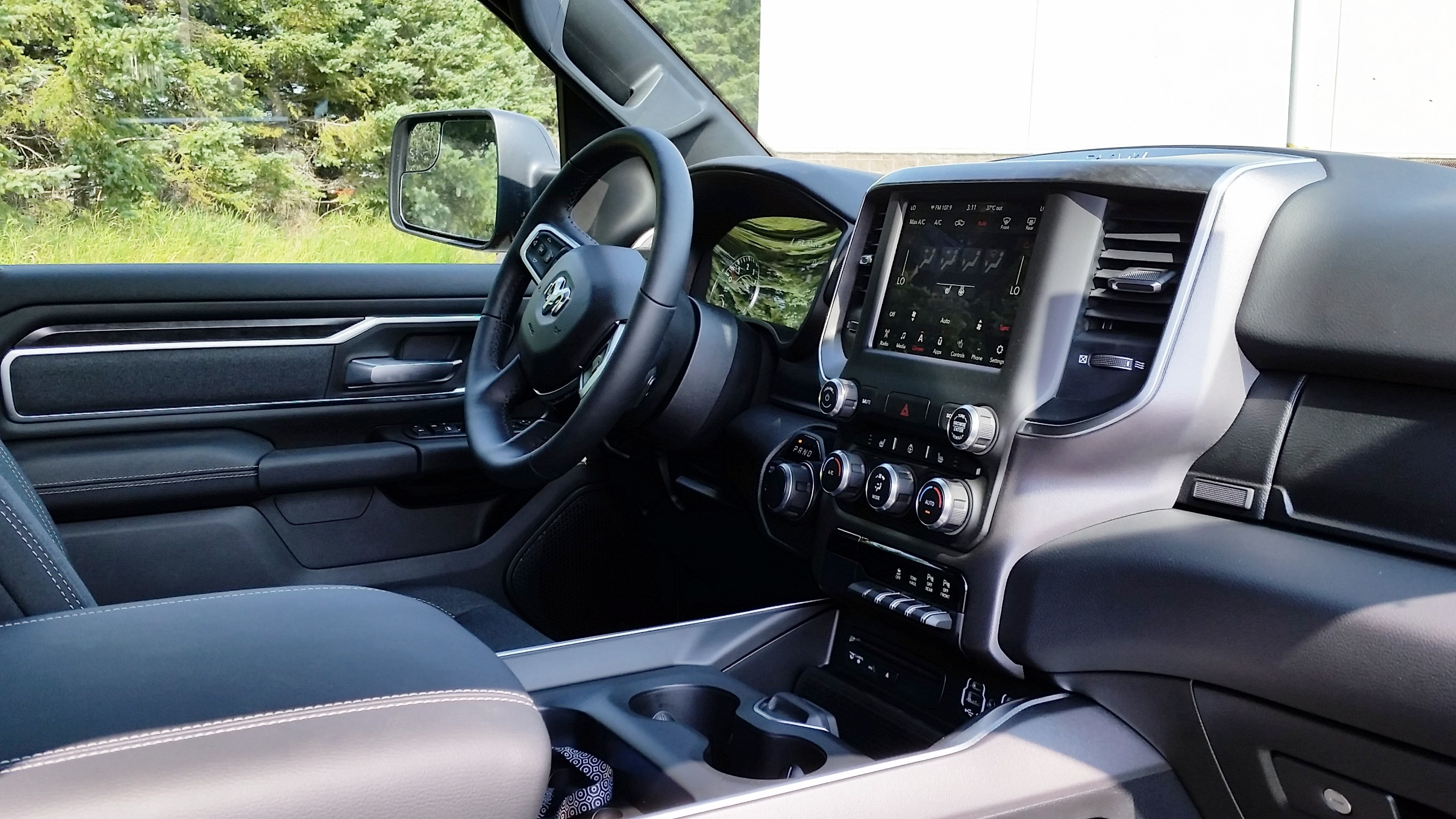 2019 Ram 1500 Crew Cab 4x4,  Pickup #10858 - photo 12