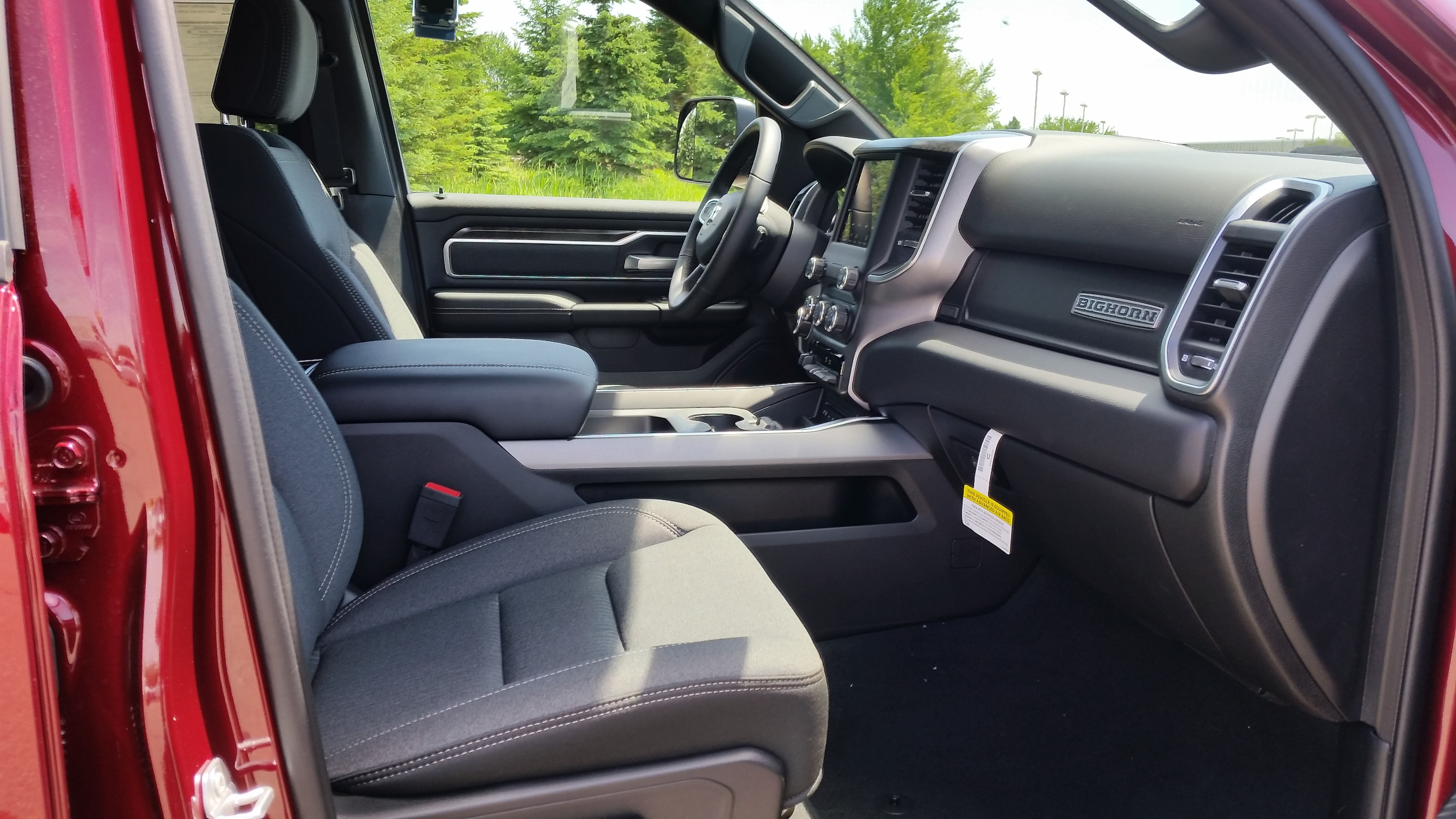 2019 Ram 1500 Quad Cab 4x4,  Pickup #10917 - photo 14