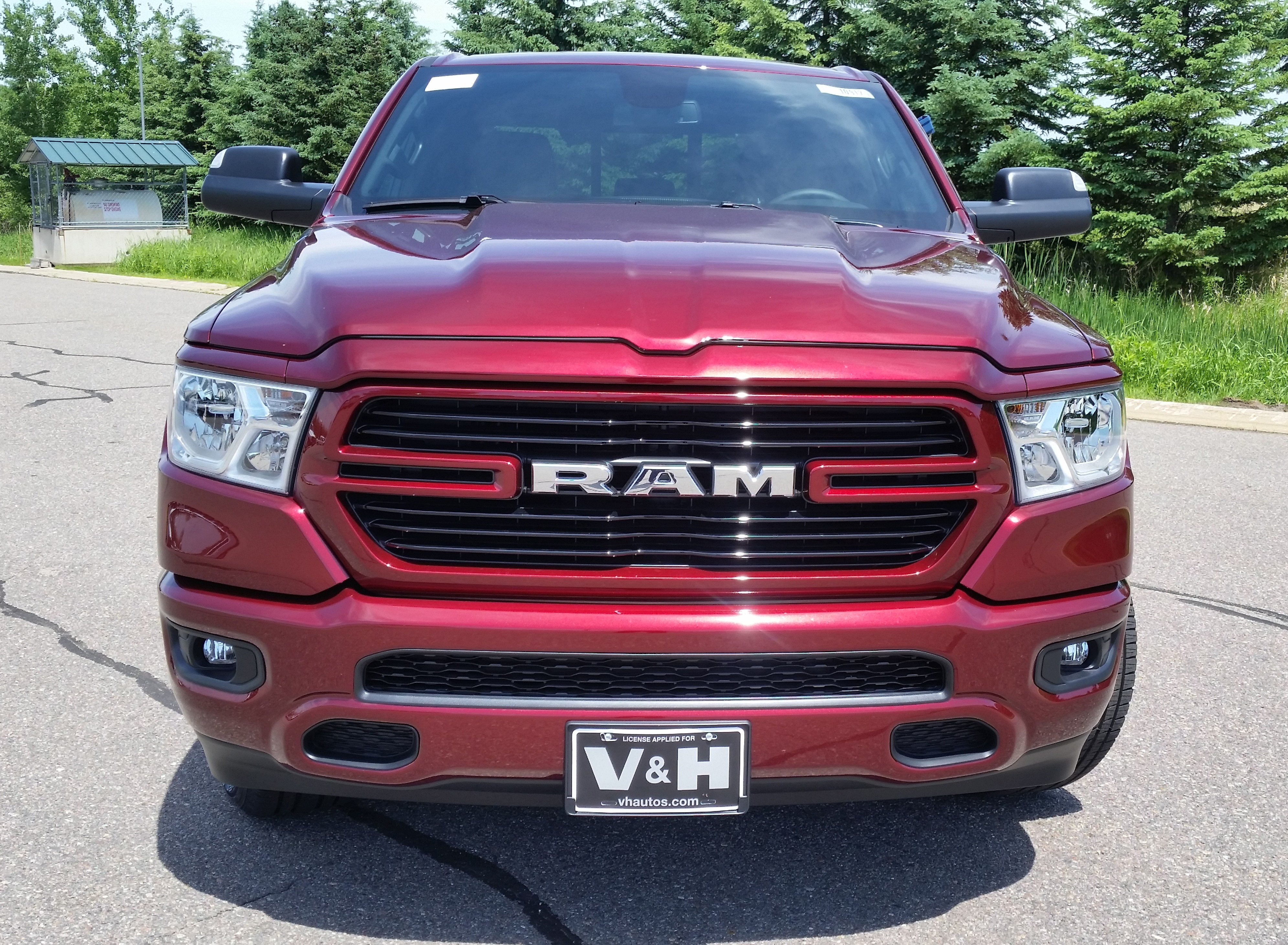 2019 Ram 1500 Quad Cab 4x4,  Pickup #10917 - photo 6