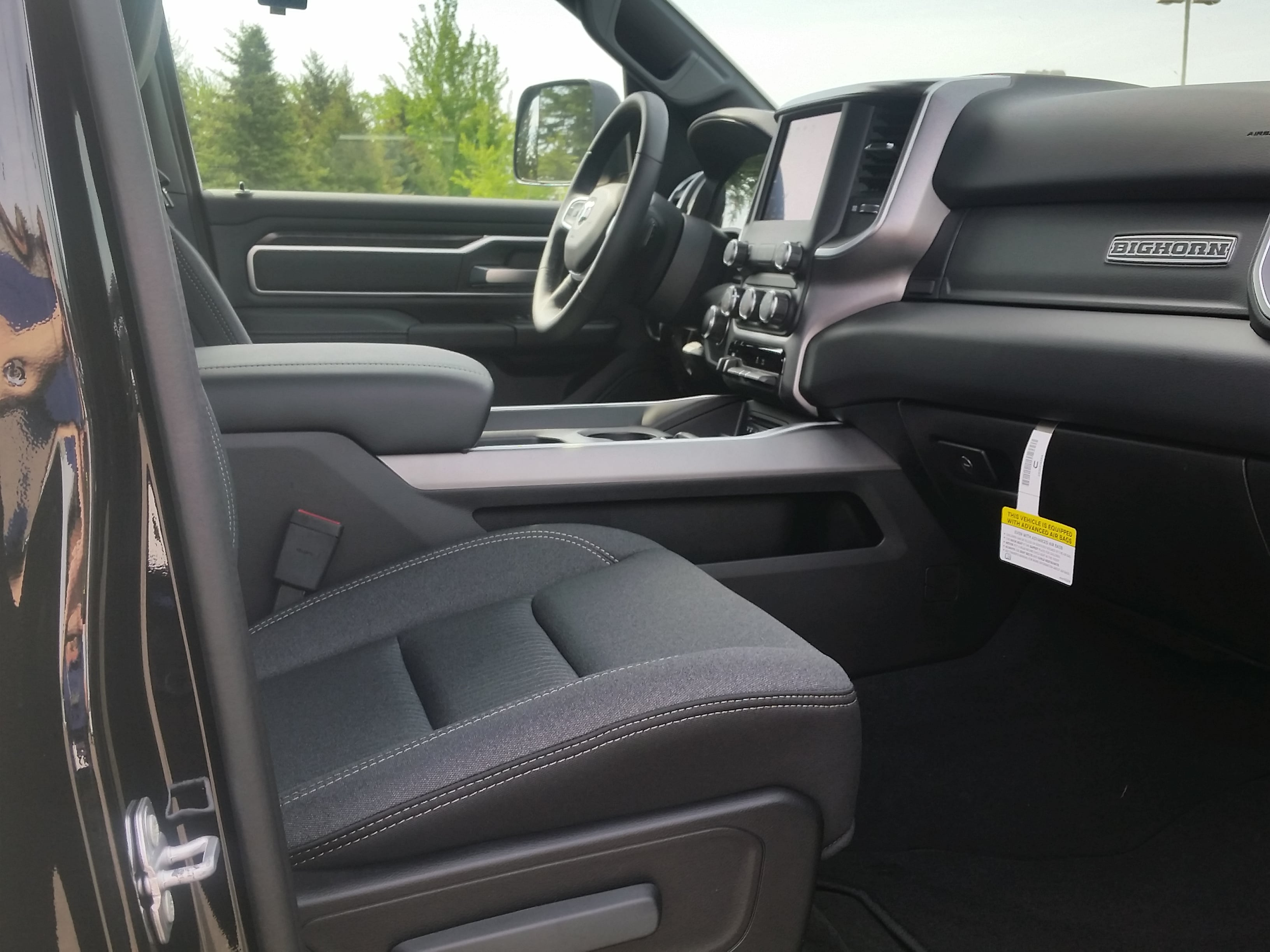 2019 Ram 1500 Quad Cab 4x4,  Pickup #10918 - photo 11