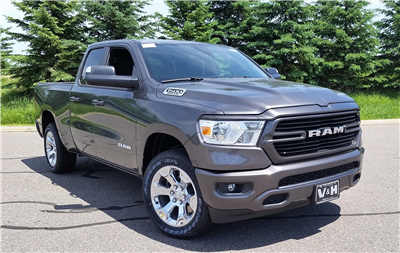 2019 Ram 1500 Quad Cab 4x4,  Pickup #10919 - photo 3