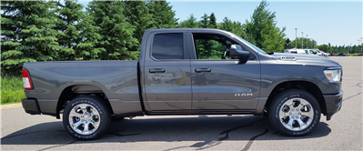 2019 Ram 1500 Quad Cab 4x4,  Pickup #10919 - photo 4