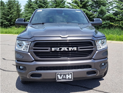 2019 Ram 1500 Quad Cab 4x4,  Pickup #10919 - photo 8