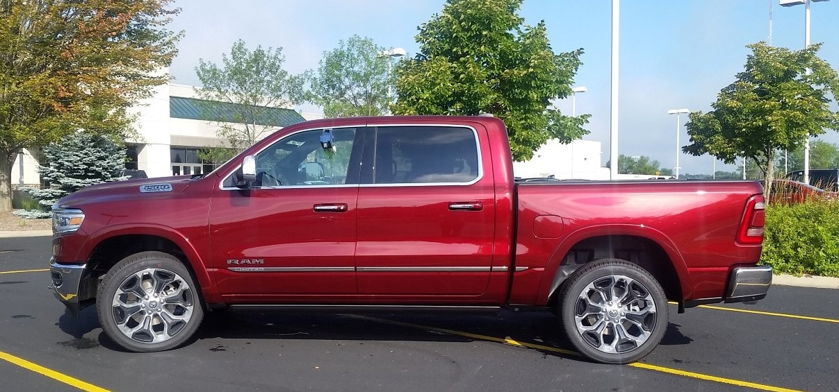 2019 Ram 1500 Crew Cab 4x4,  Pickup #10920 - photo 4