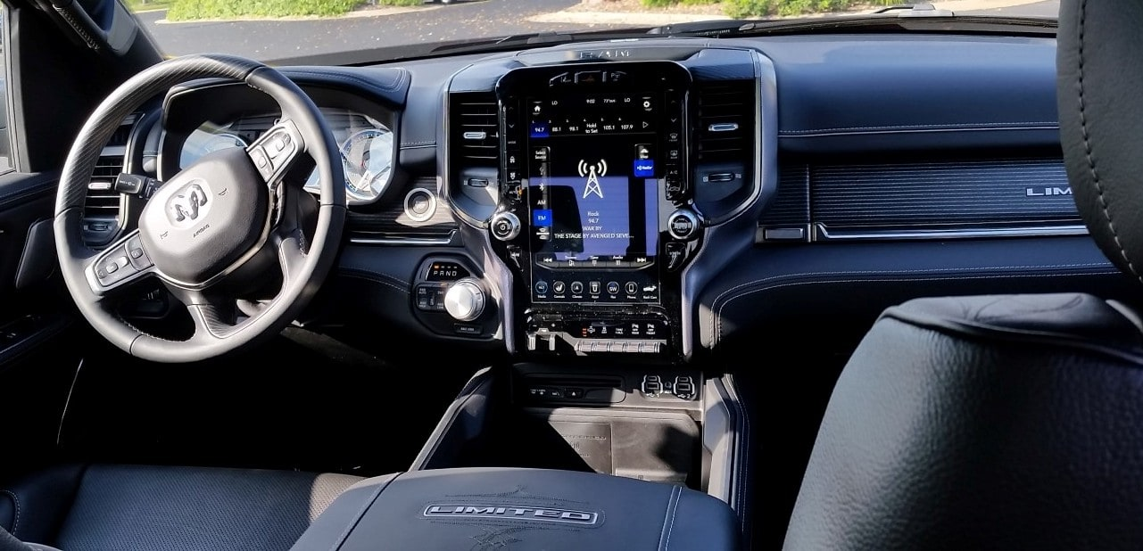 2019 Ram 1500 Crew Cab 4x4,  Pickup #10920 - photo 24