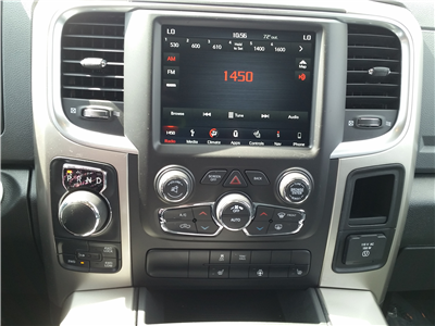 2018 Ram 1500 Crew Cab 4x4, Pickup #10975 - photo 5