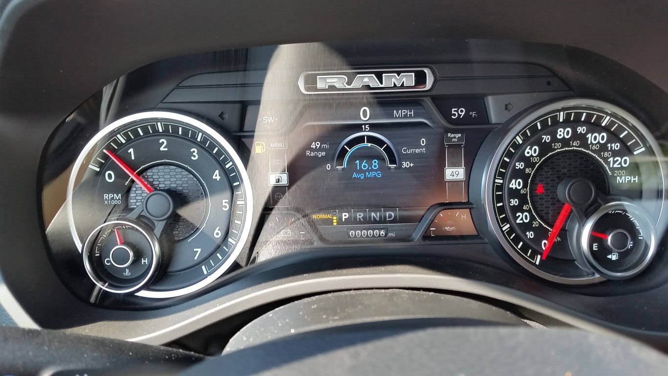 2019 Ram 1500 Crew Cab 4x4,  Pickup #11011 - photo 16