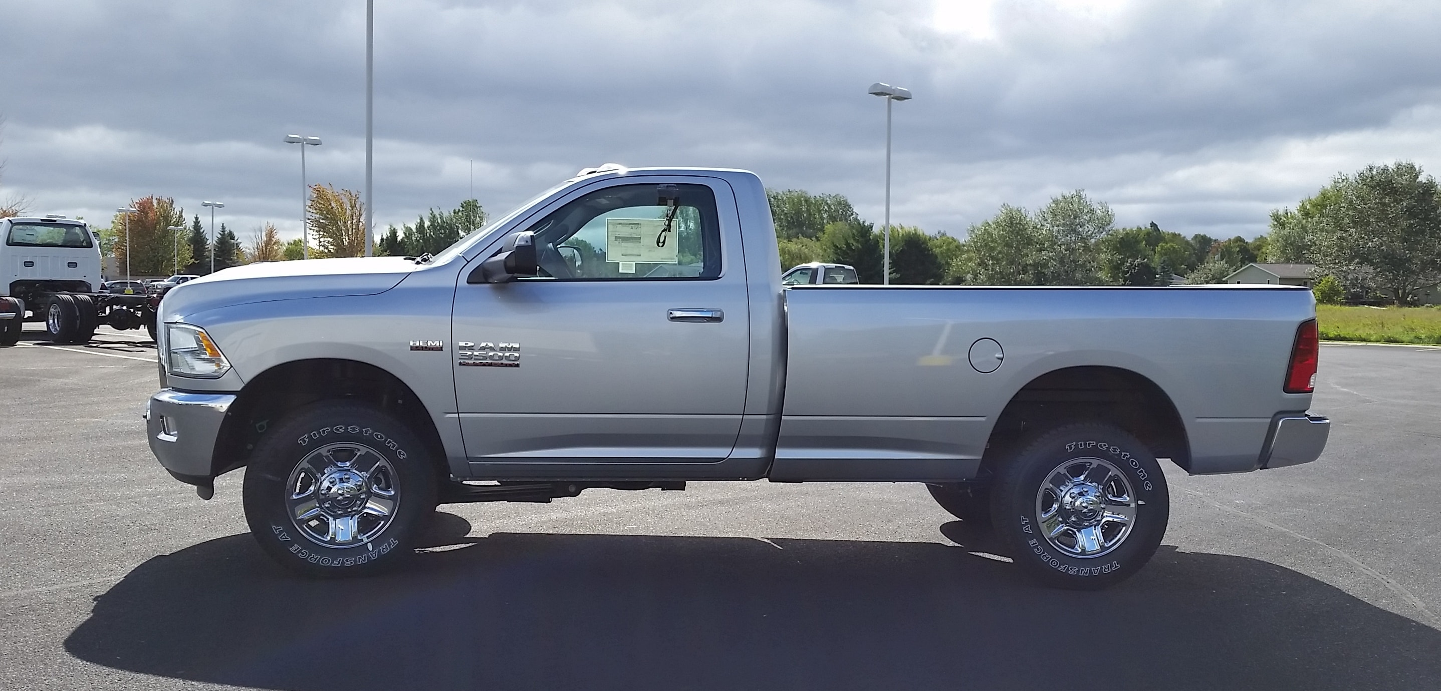 2018 Ram 3500 Regular Cab 4x4,  Pickup #11012 - photo 22
