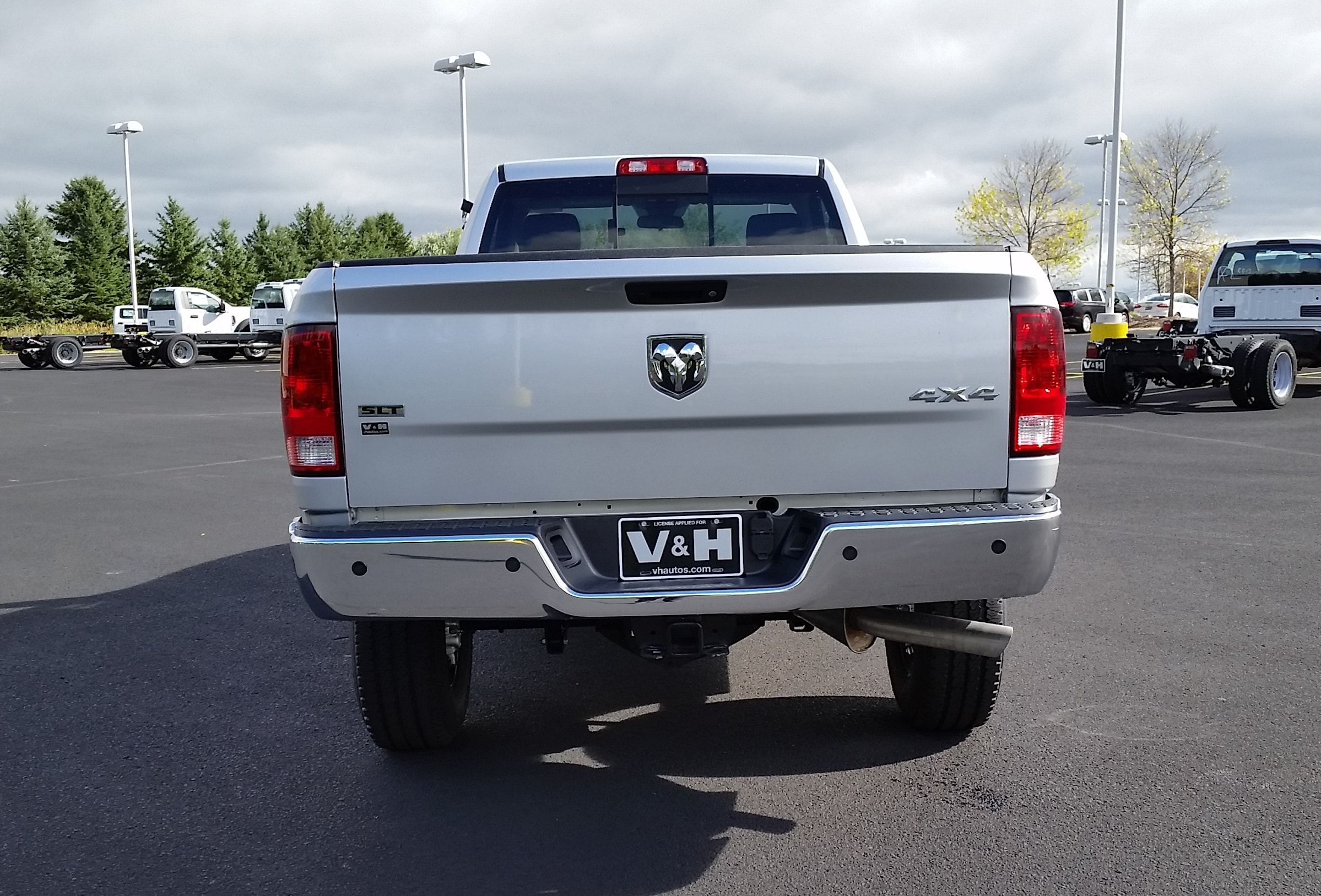 2018 Ram 3500 Regular Cab 4x4,  Pickup #11012 - photo 23