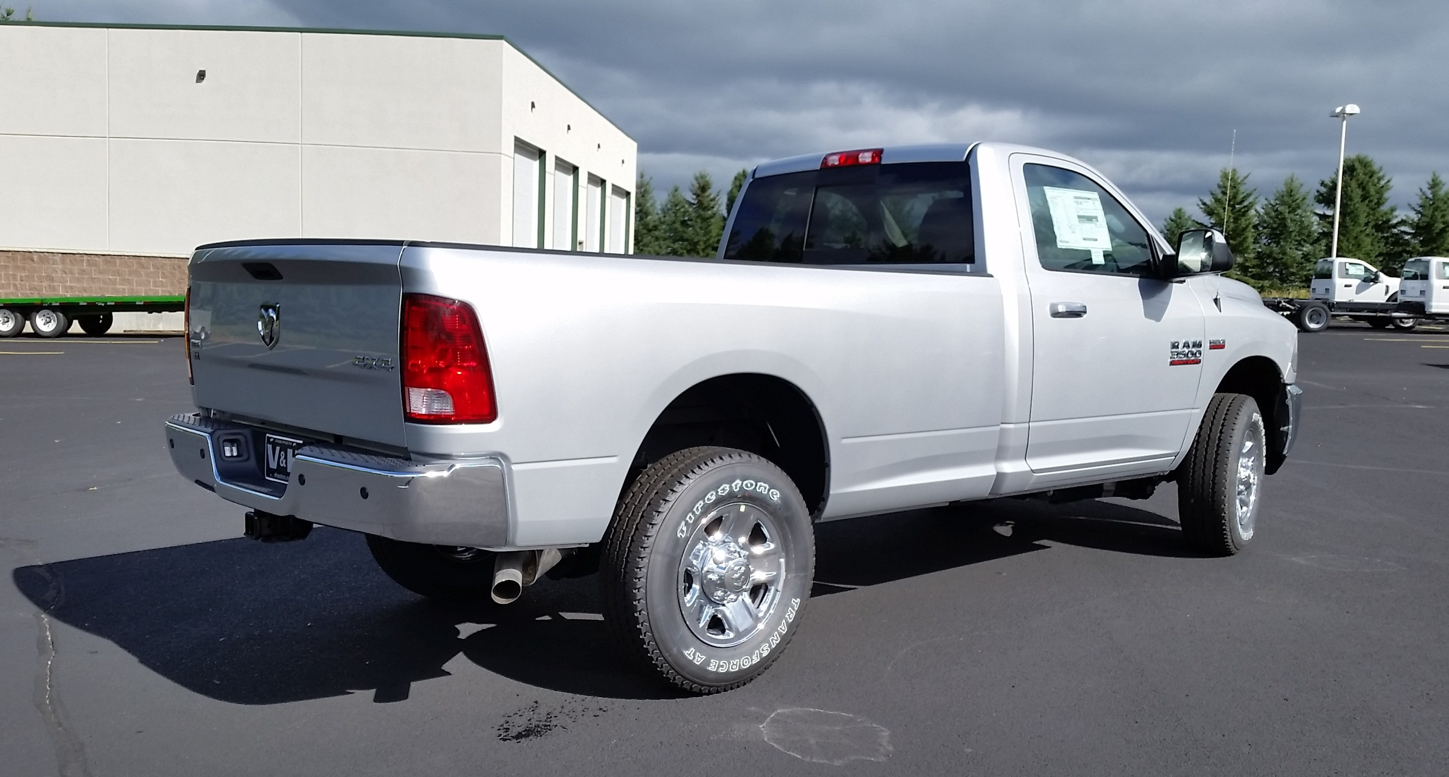 2018 Ram 3500 Regular Cab 4x4,  Pickup #11012 - photo 25
