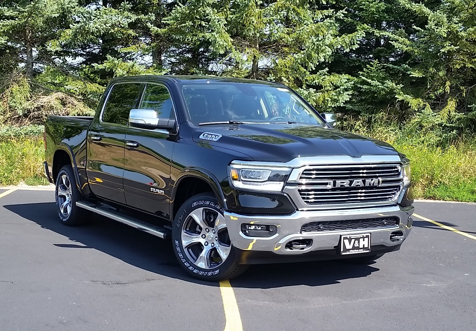 2019 Ram 1500 Crew Cab 4x4,  Pickup #11045 - photo 3