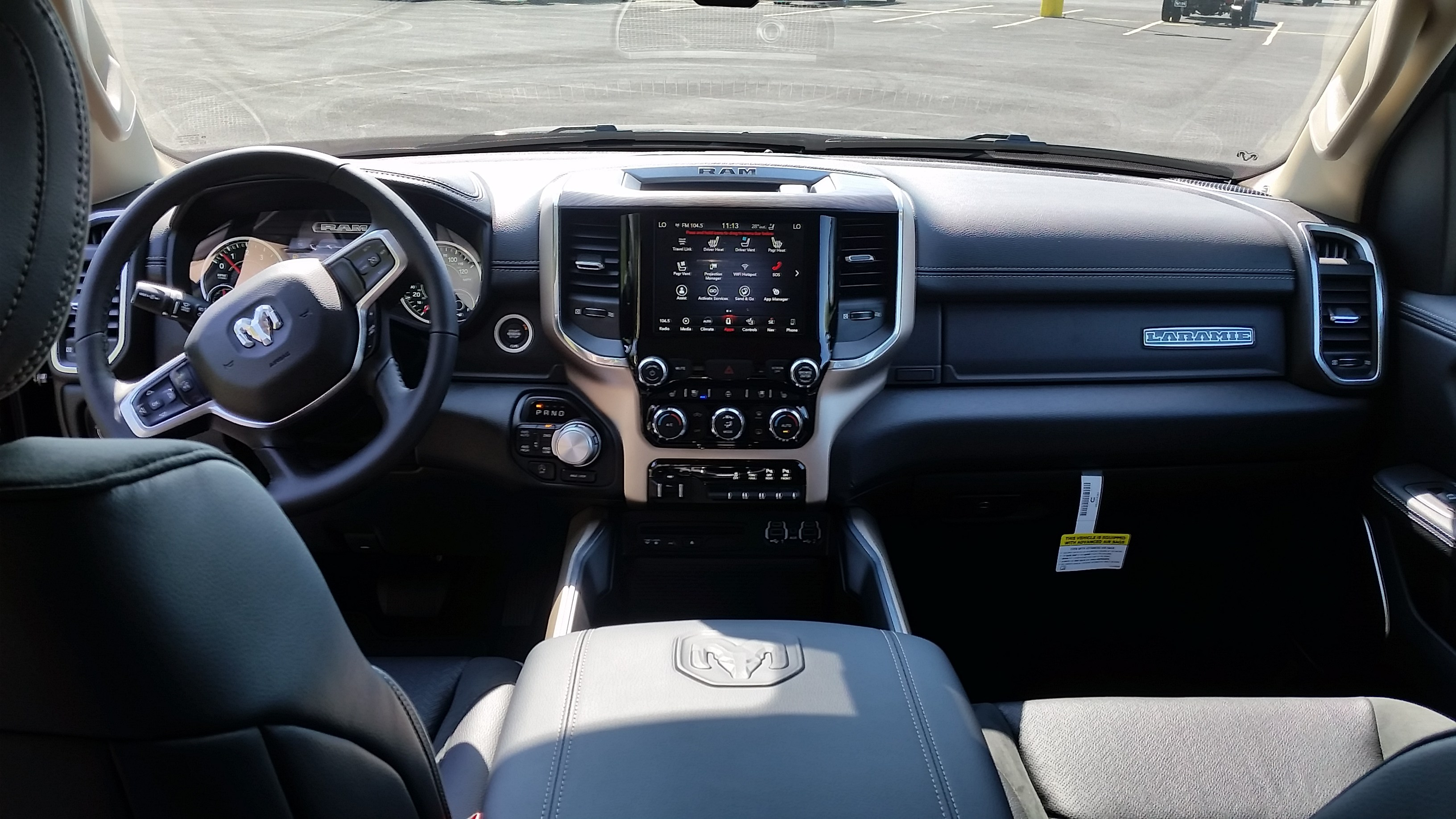 2019 Ram 1500 Crew Cab 4x4,  Pickup #11045 - photo 18