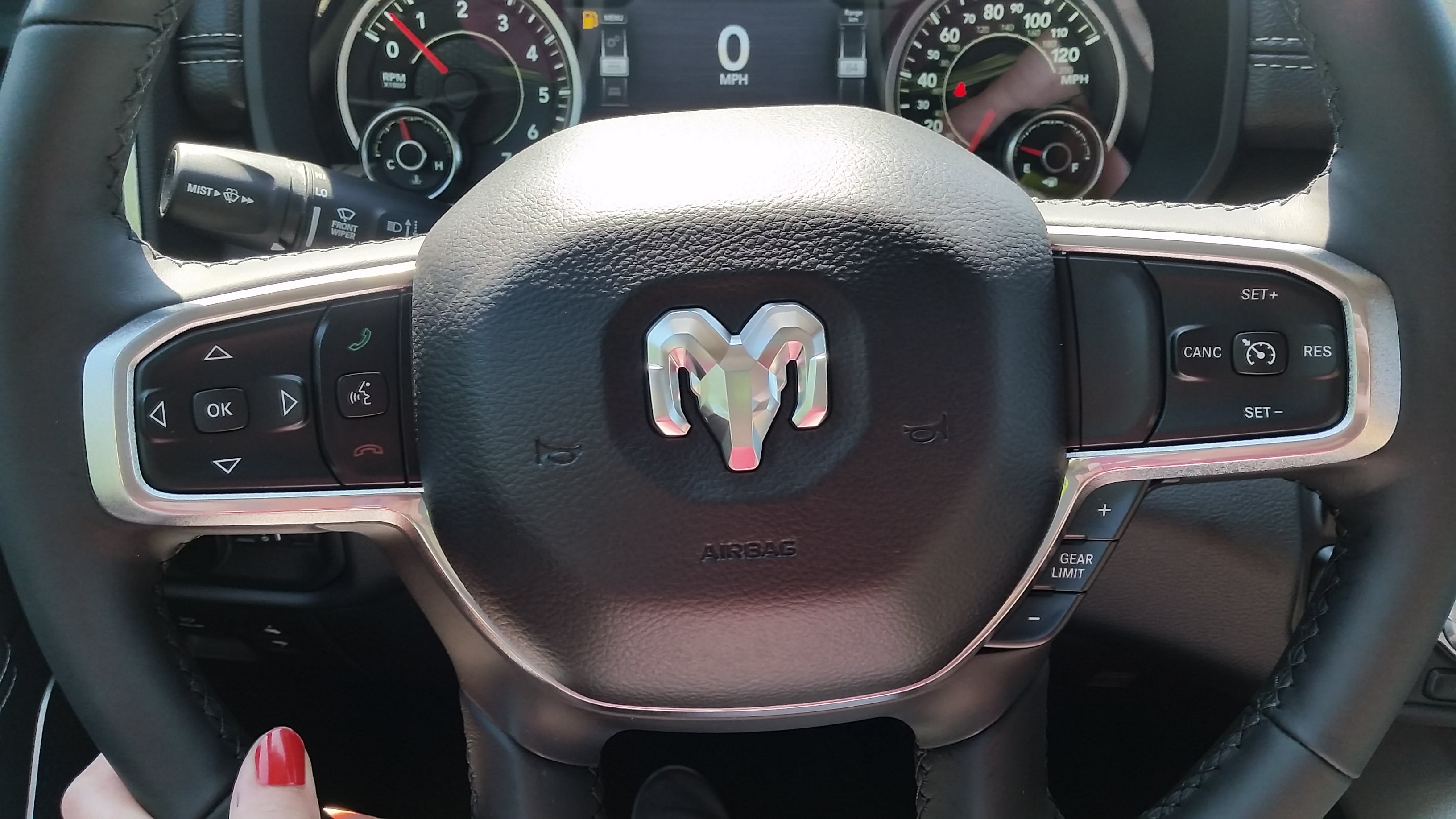 2019 Ram 1500 Crew Cab 4x4,  Pickup #11045 - photo 22