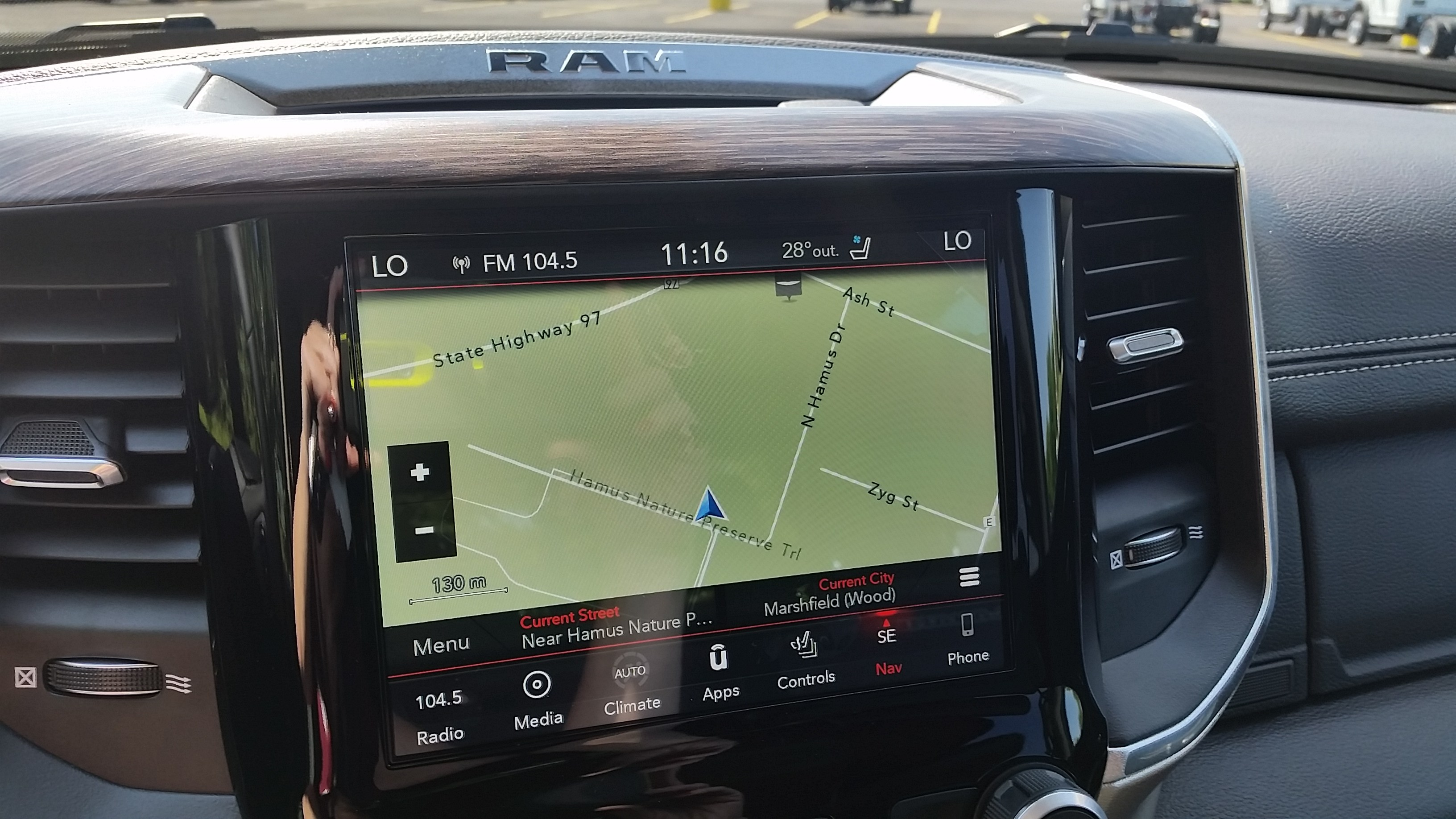 2019 Ram 1500 Crew Cab 4x4,  Pickup #11045 - photo 30