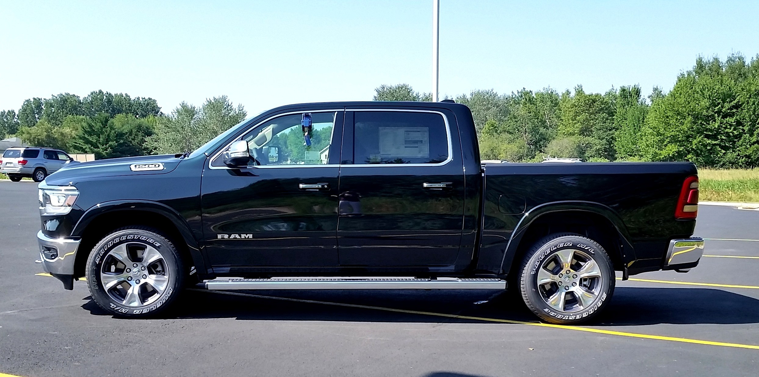 2019 Ram 1500 Crew Cab 4x4,  Pickup #11045 - photo 6