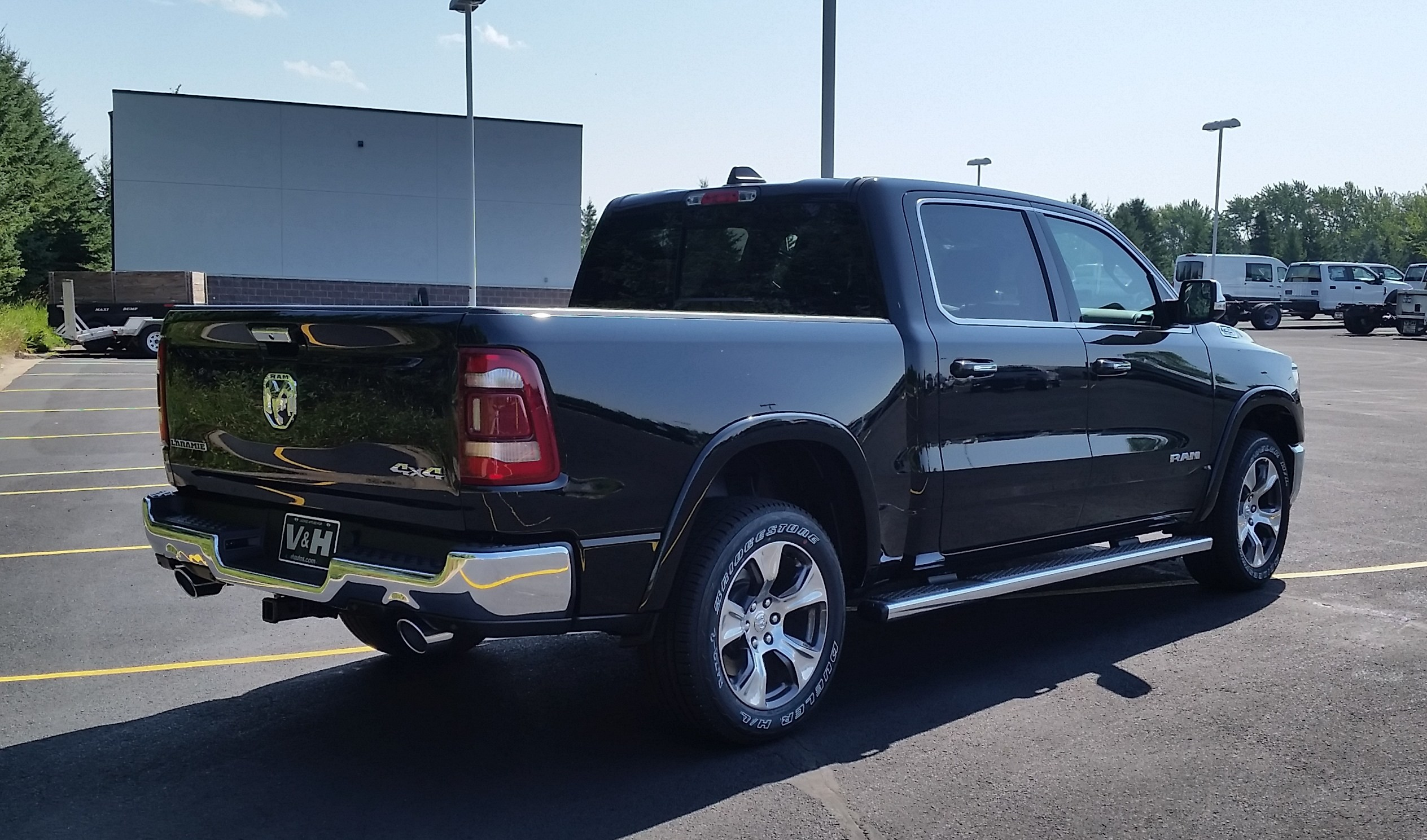 2019 Ram 1500 Crew Cab 4x4,  Pickup #11045 - photo 8
