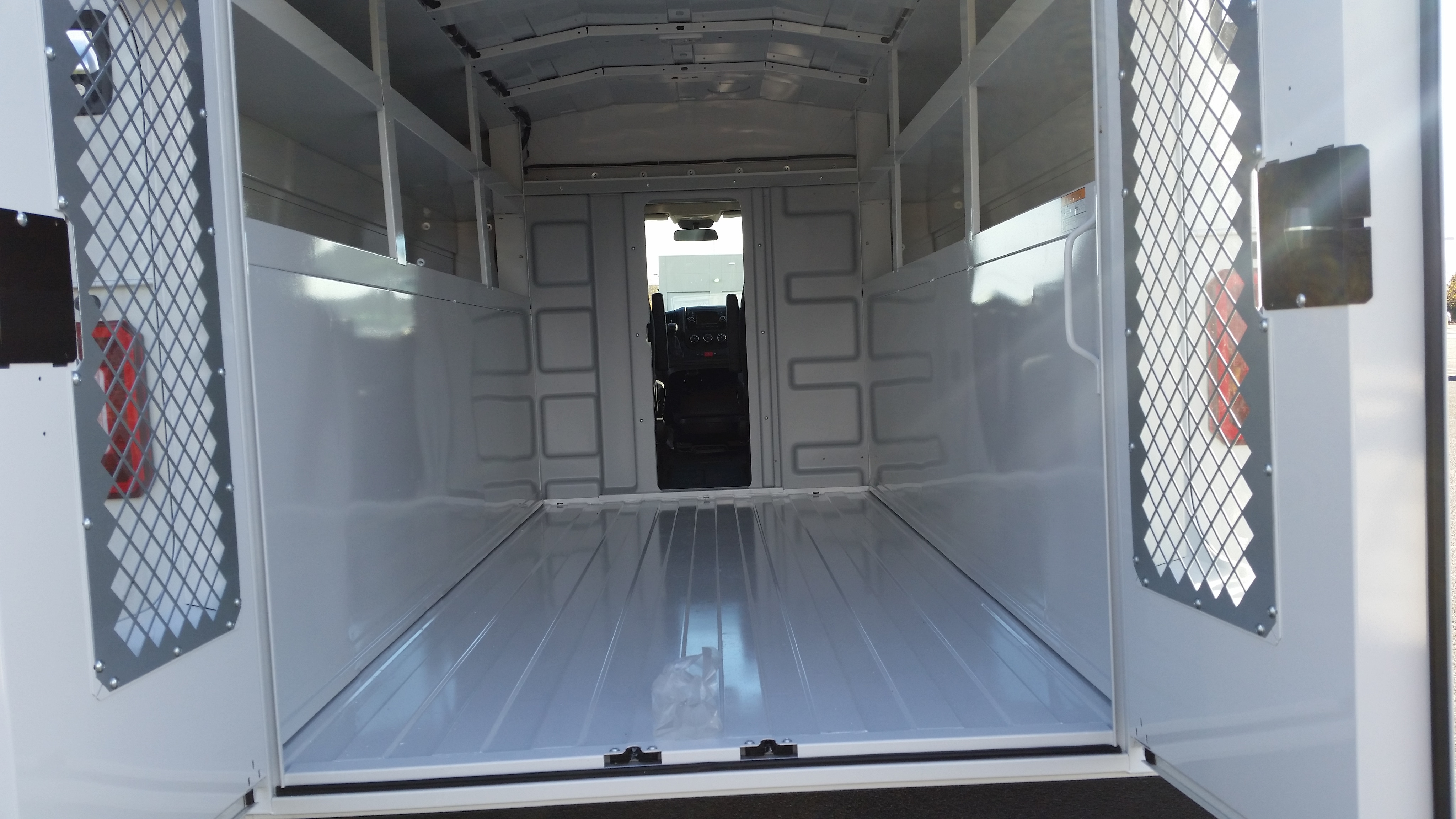 2018 ProMaster 3500 Standard Roof FWD,  Service Utility Van #11131 - photo 31